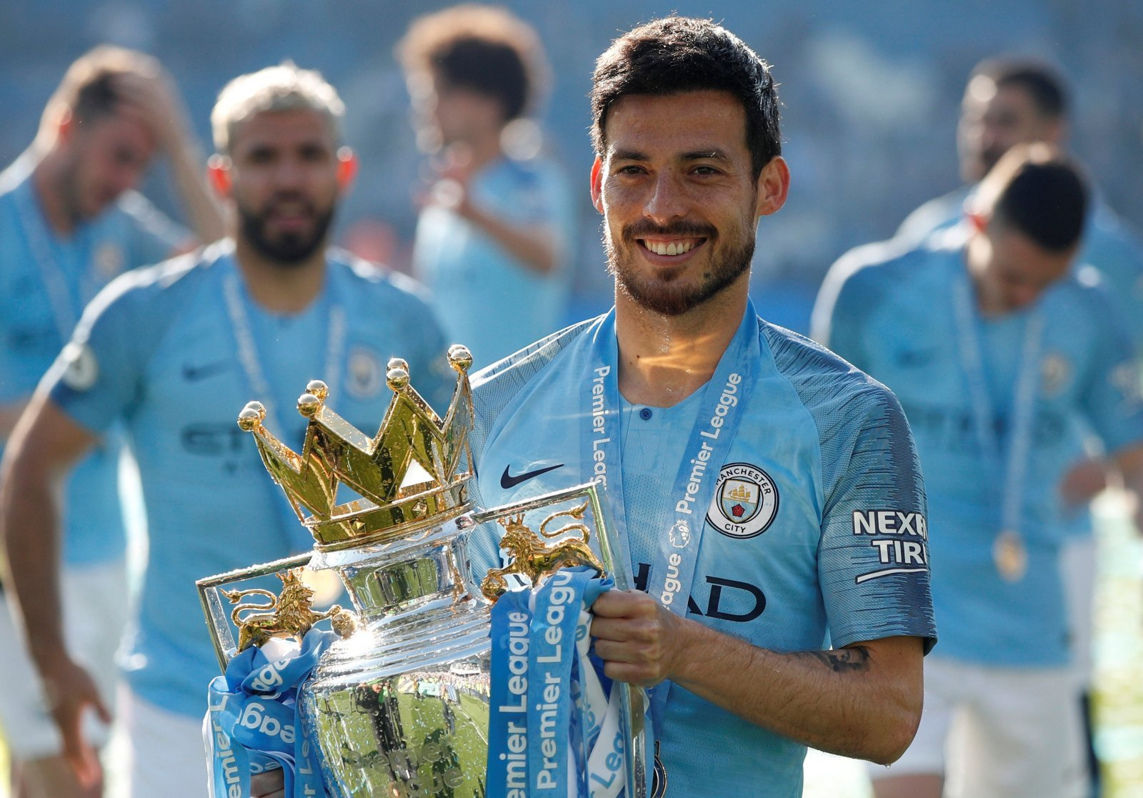Manchester City: Future David Silva departure eased by existing class