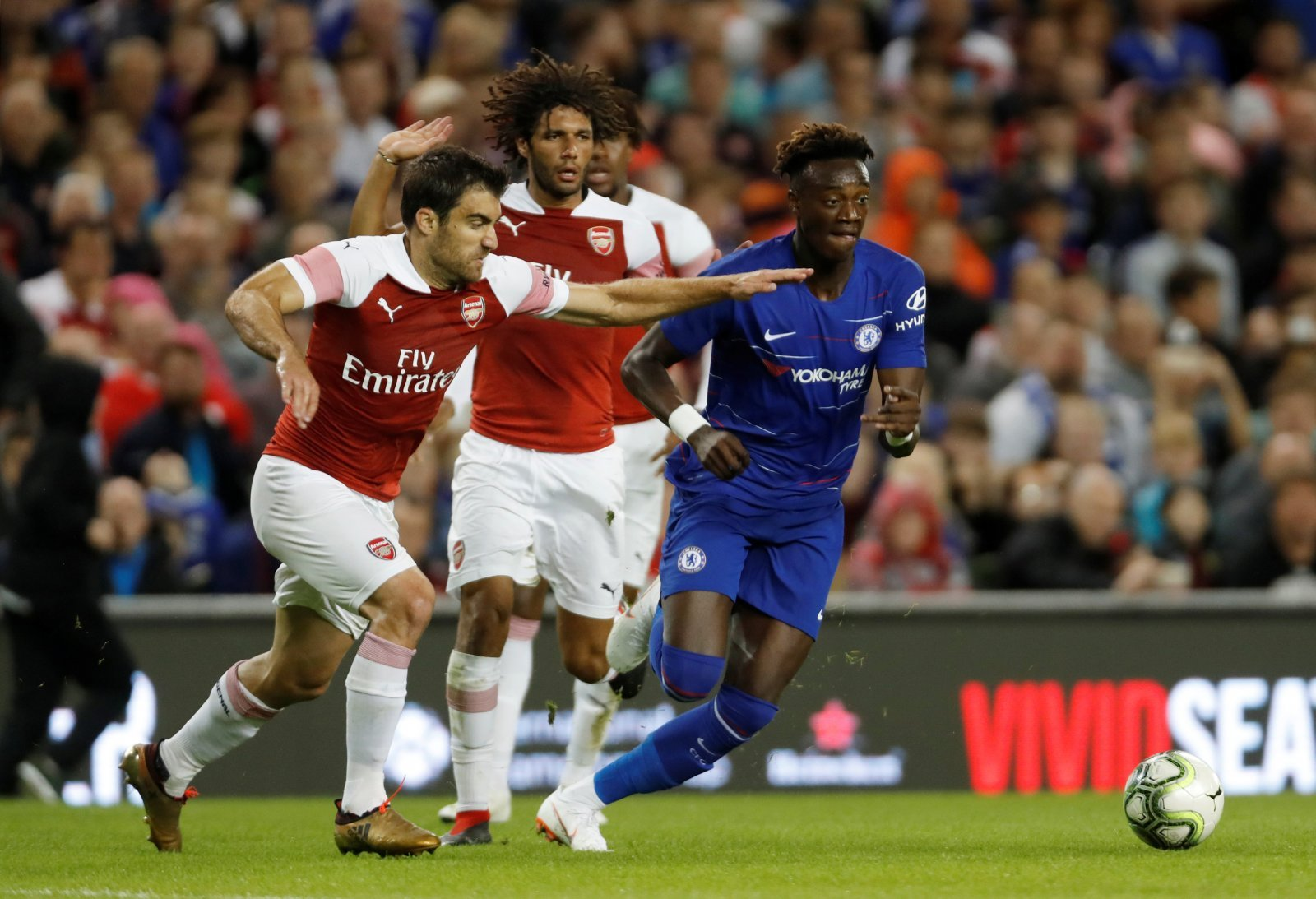 Introducing: Tammy Abraham, the player to benefit most under Frank Lampard at Chelsea