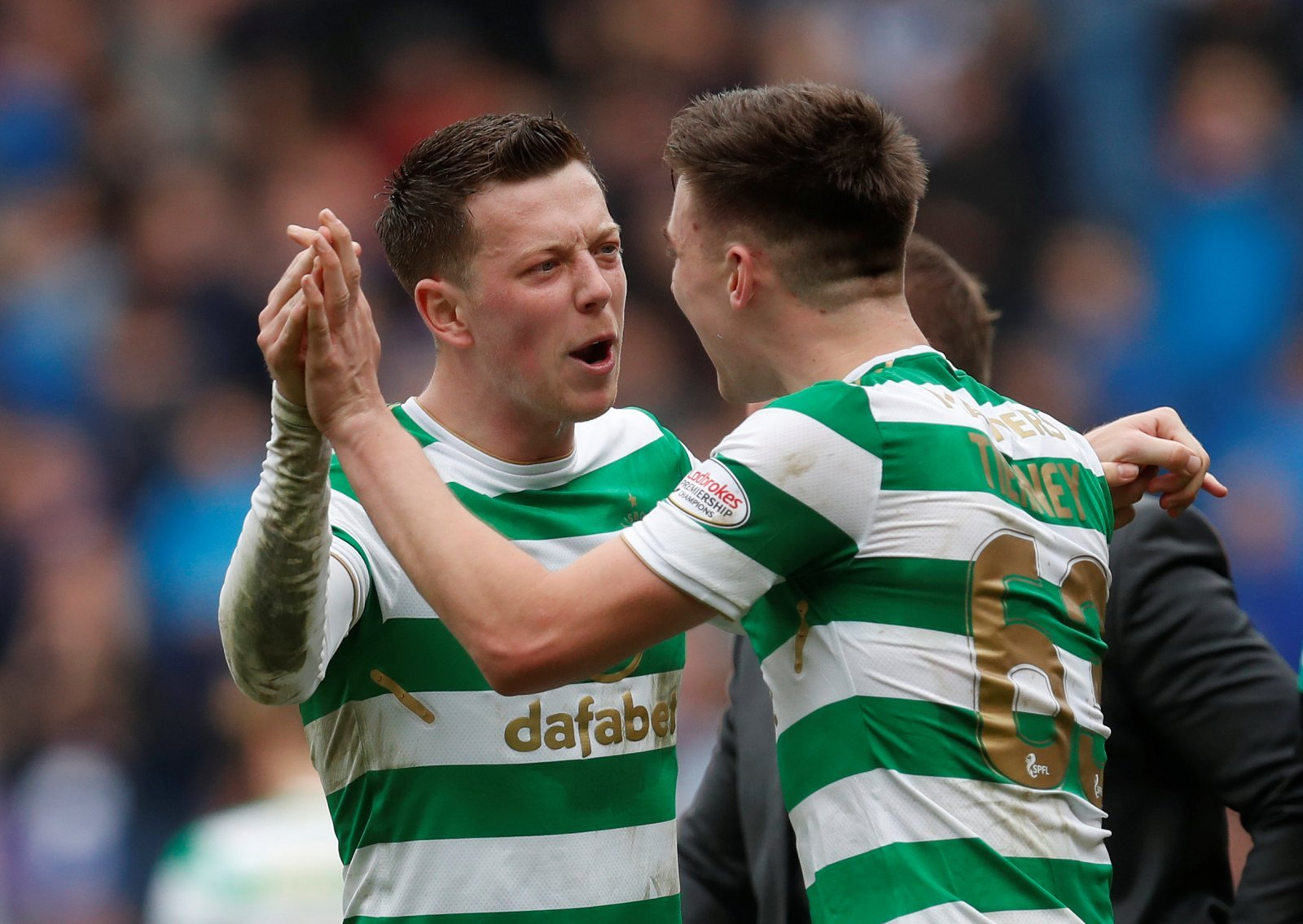 Celtic: Brendan Rodgers might be barking up the wrong tree