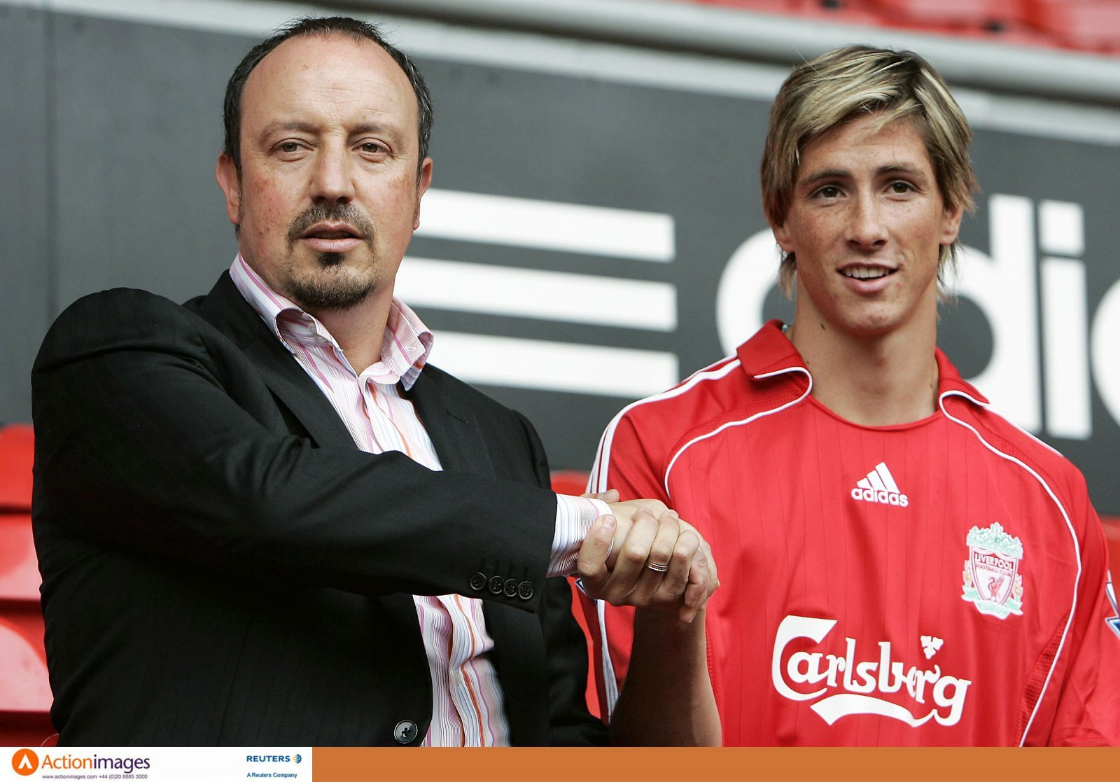 An ode to Liverpool's Fernando Torres