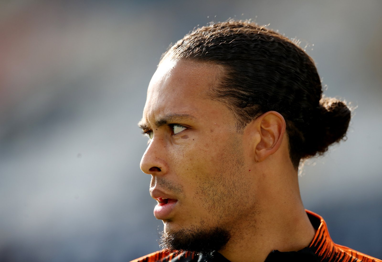 Liverpool: Virgil van Dijk clearly in it for the long haul