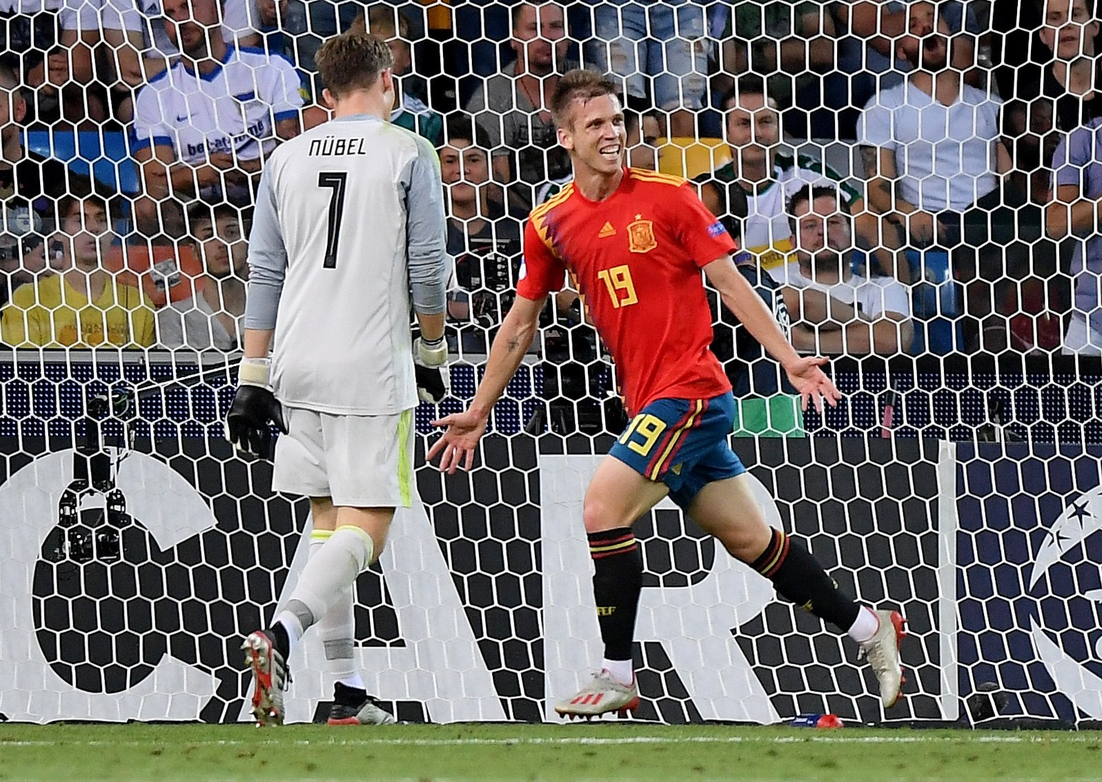 Manchester City: Fans are divided over links with Spain international Dani Olmo