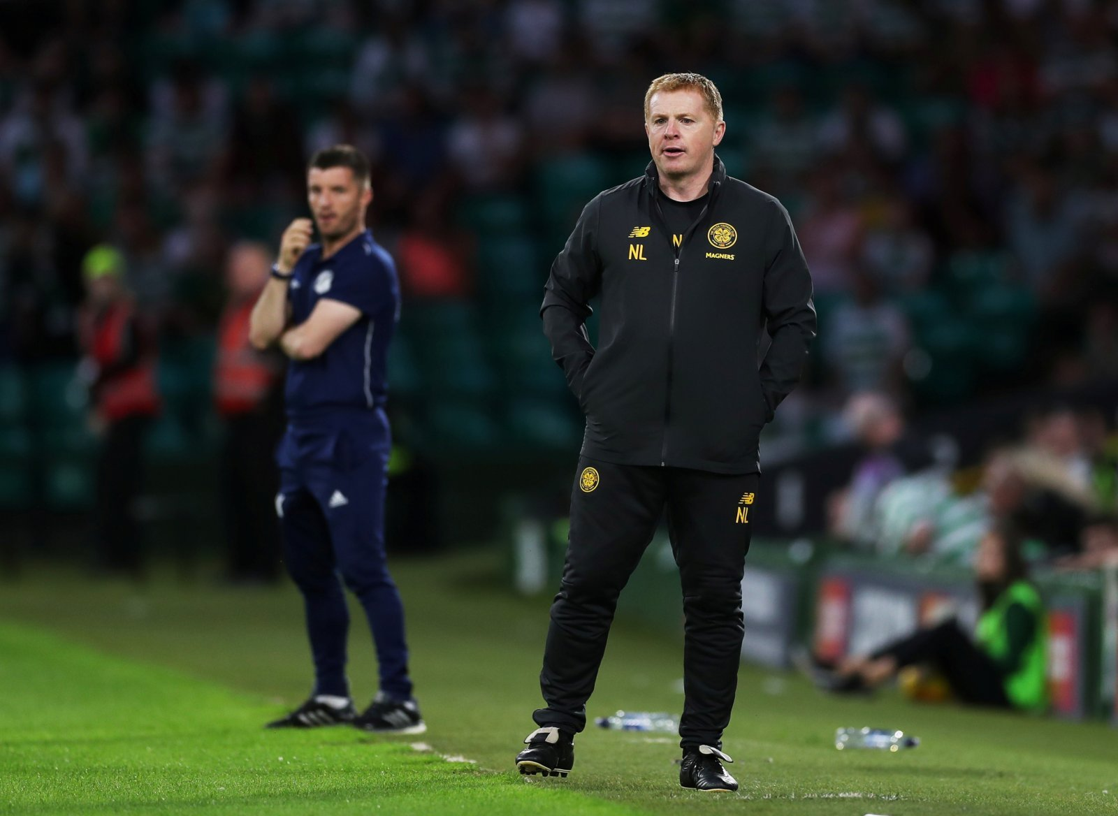 Celtic: Fans take to Twitter to lambaste lineup after Cluj embarrassment