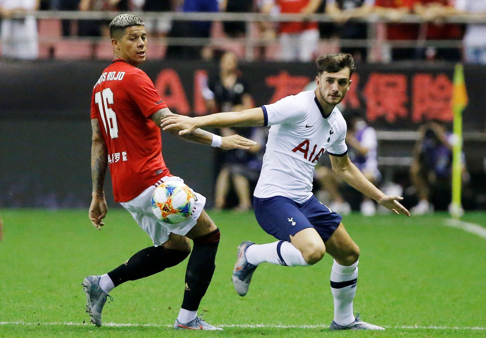 Tottenham: Fans praise teenager after performance against Manchester United