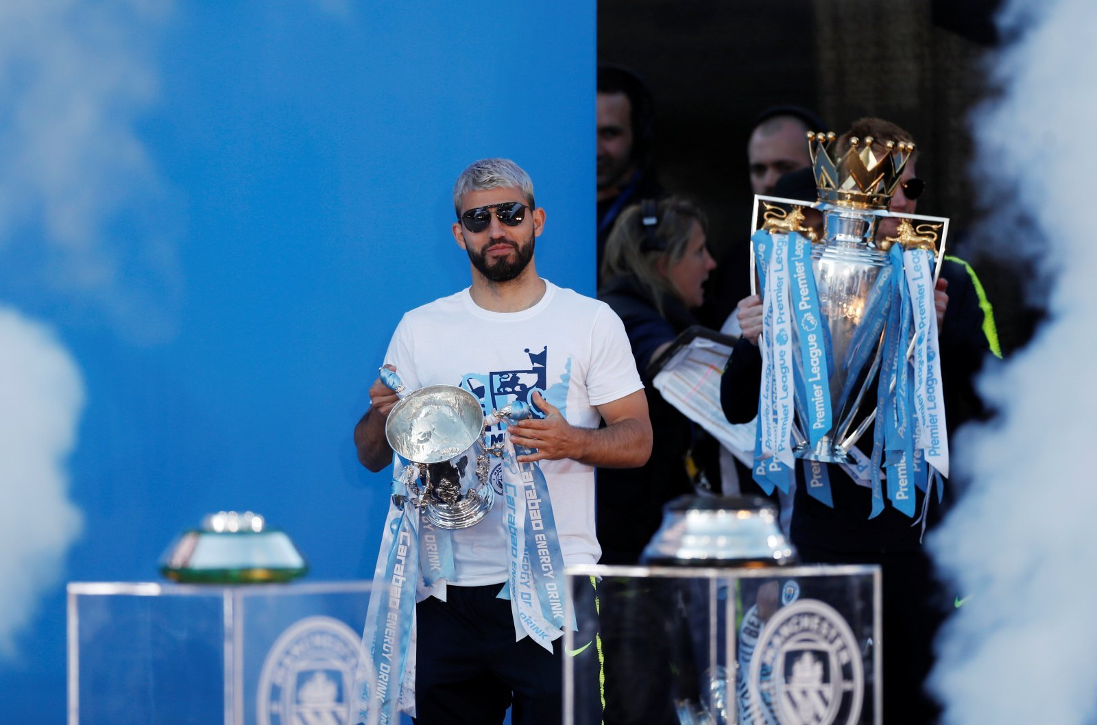Manchester City: Fans hail Sergio Aguero following heartwarming club comments