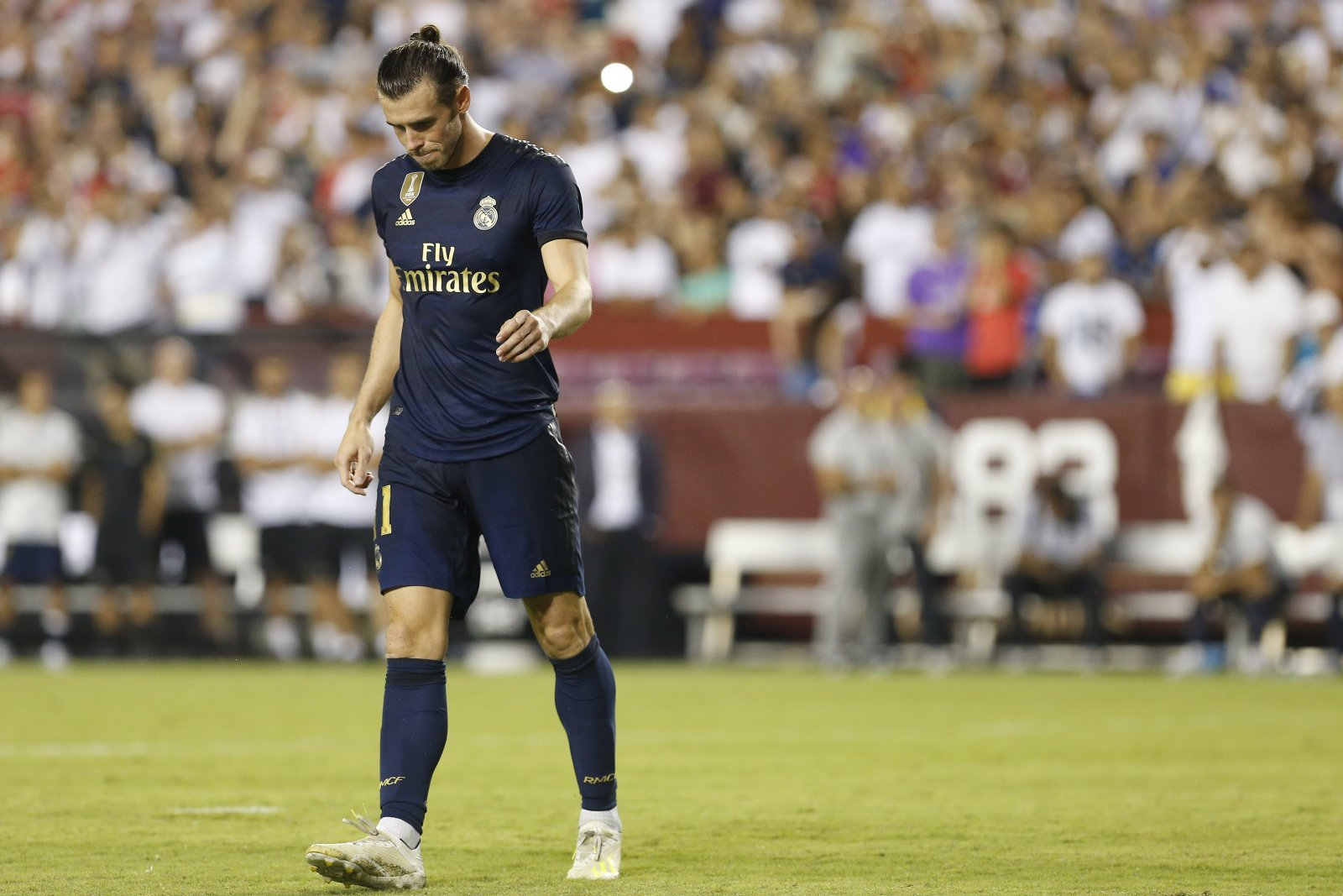 Real Madrid: Fans show love for Gareth Bale as the Welshman recovers from injury