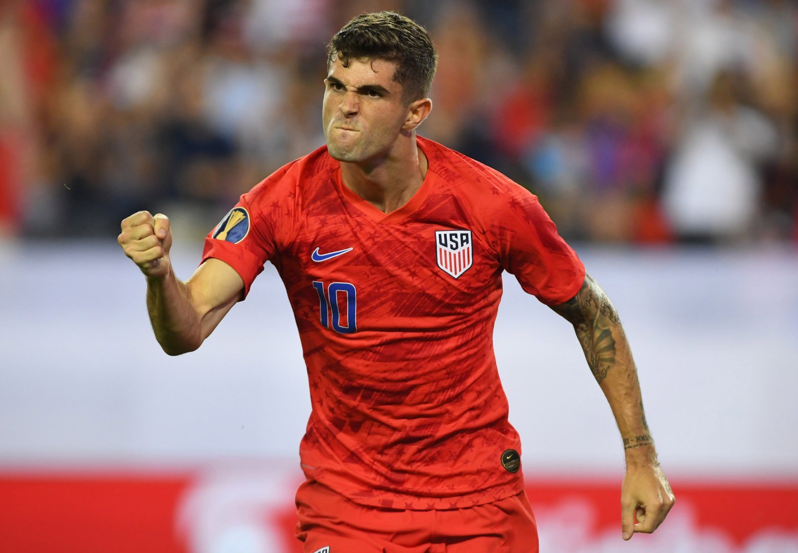 Chelsea: Christian Pulisic already winning supporters over with his dedication