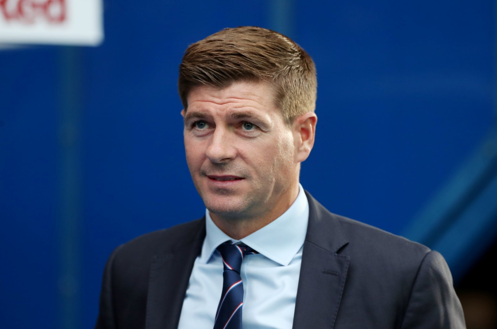 Rangers: Fans on Twitter absolutely loved Gerrard's post-match interview