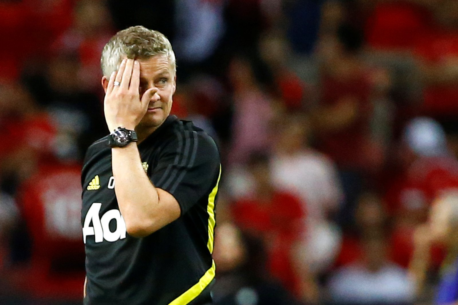 Manchester United: Red Devils facing an injury crisis ahead of trip to St Mary's