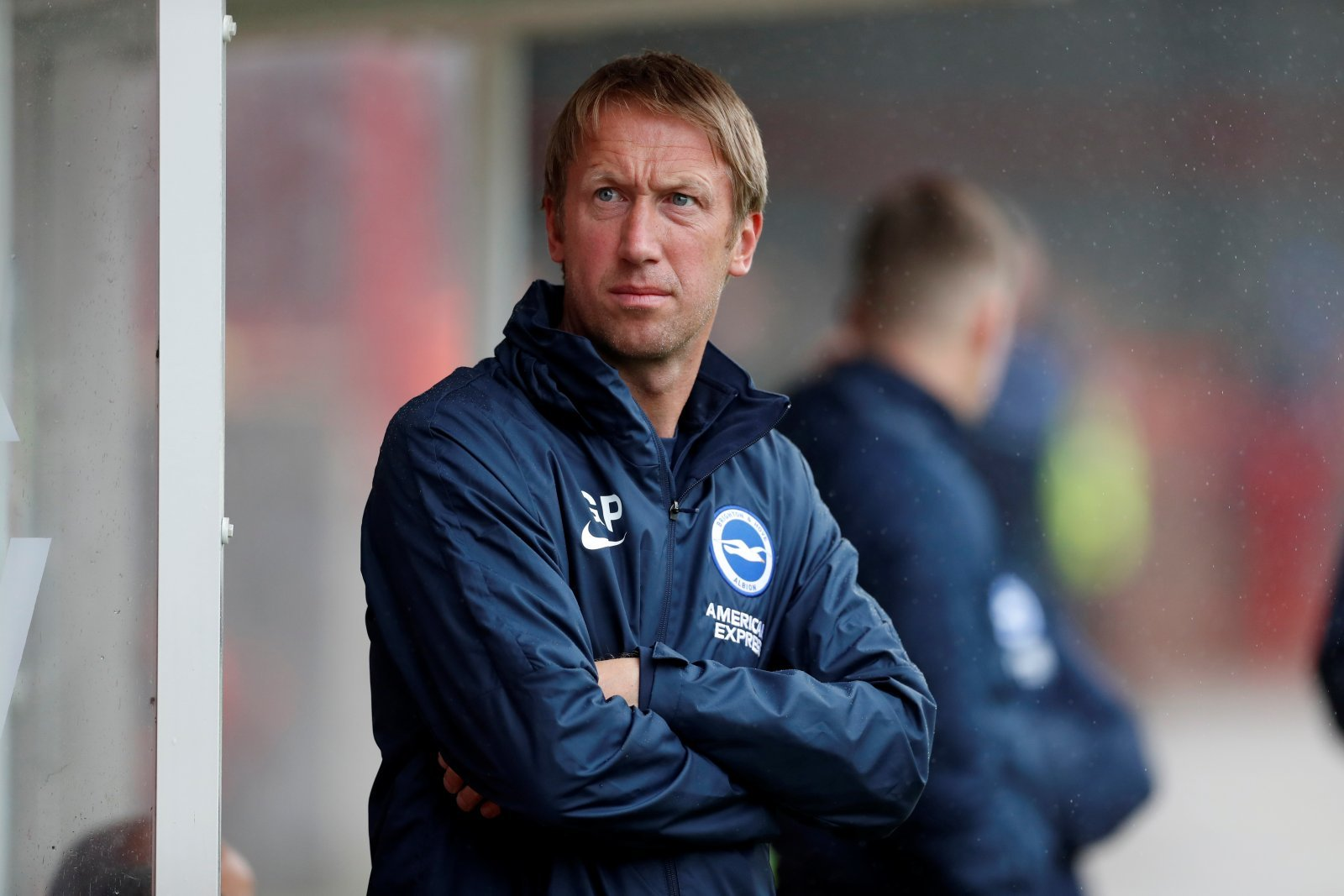 Brighton: Graham Potter provides injury update as Jose Izquierdo and Bernardo are ruled out