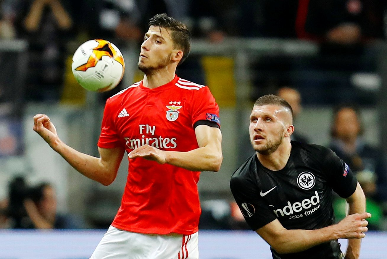 Manchester City: Fans want Benfica defender Ruben Dias