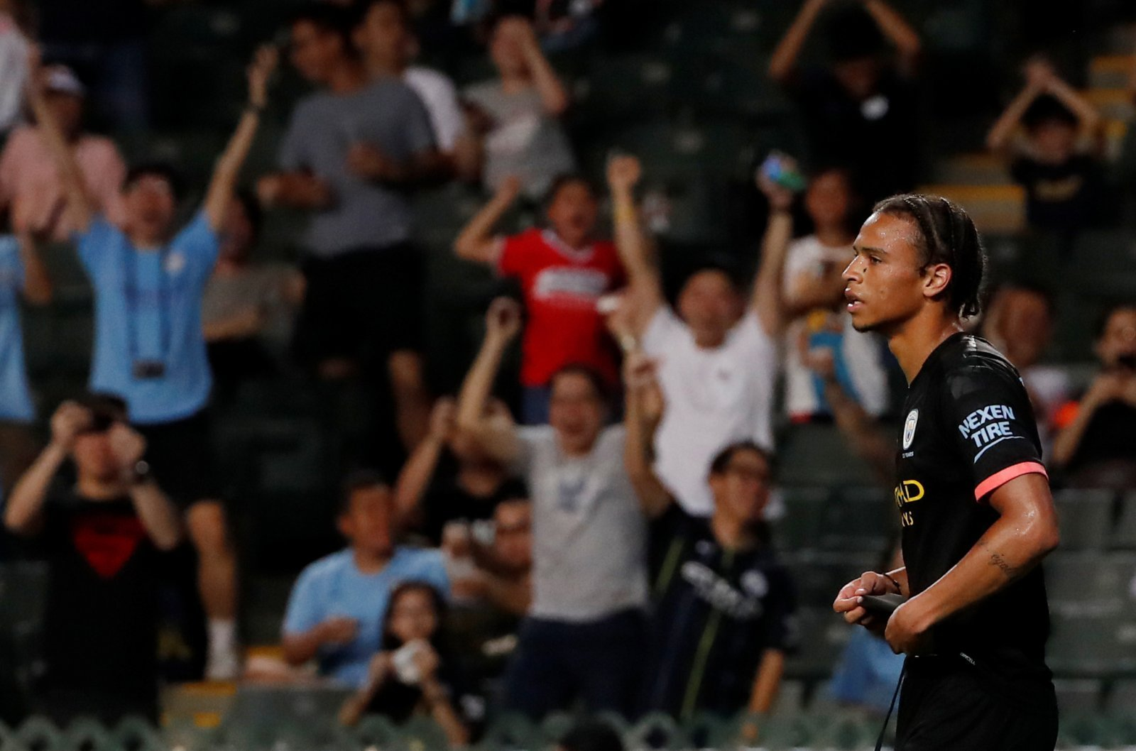 Manchester City: Club hoping Leroy Sane will sign a new deal