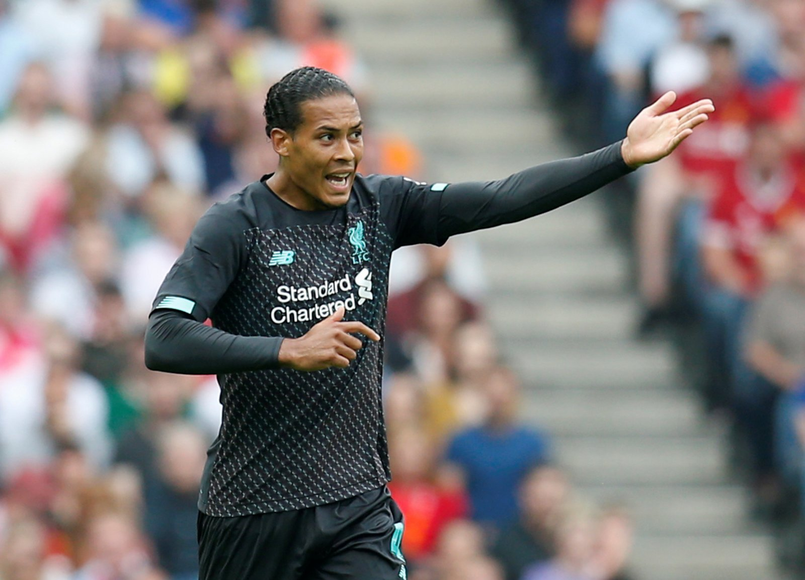 Liverpool: Fans loved this piece of skill from Virgil van Dijk