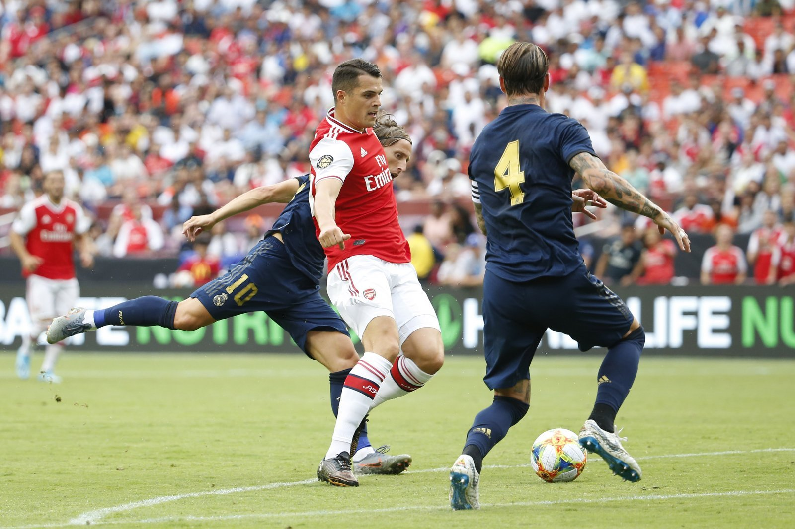 Arsenal: Granit Xhaka could return for clash versus Liverpool