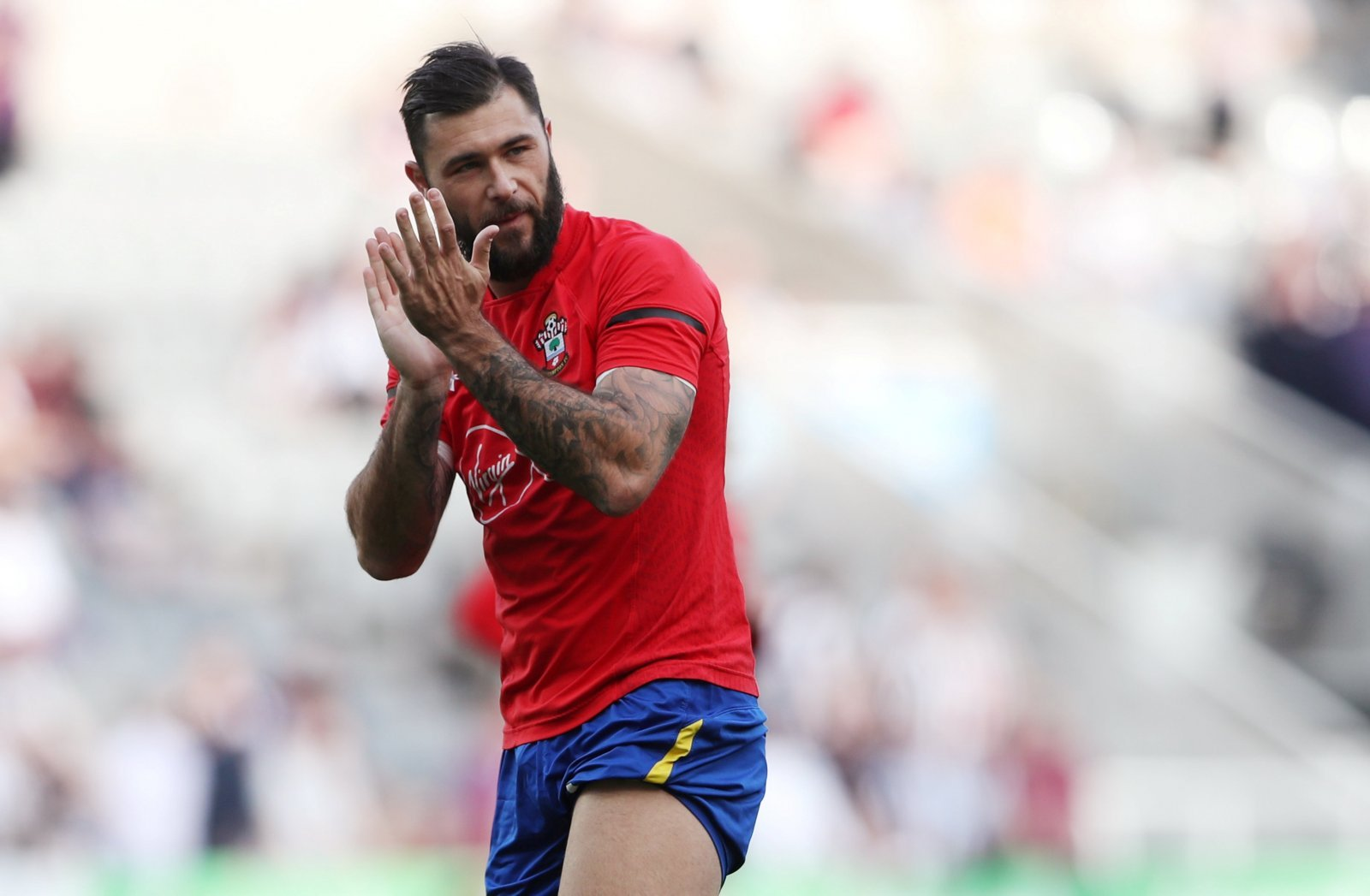 Southampton: Stalemate means Charlie Austin could be stuck in wilderness this season