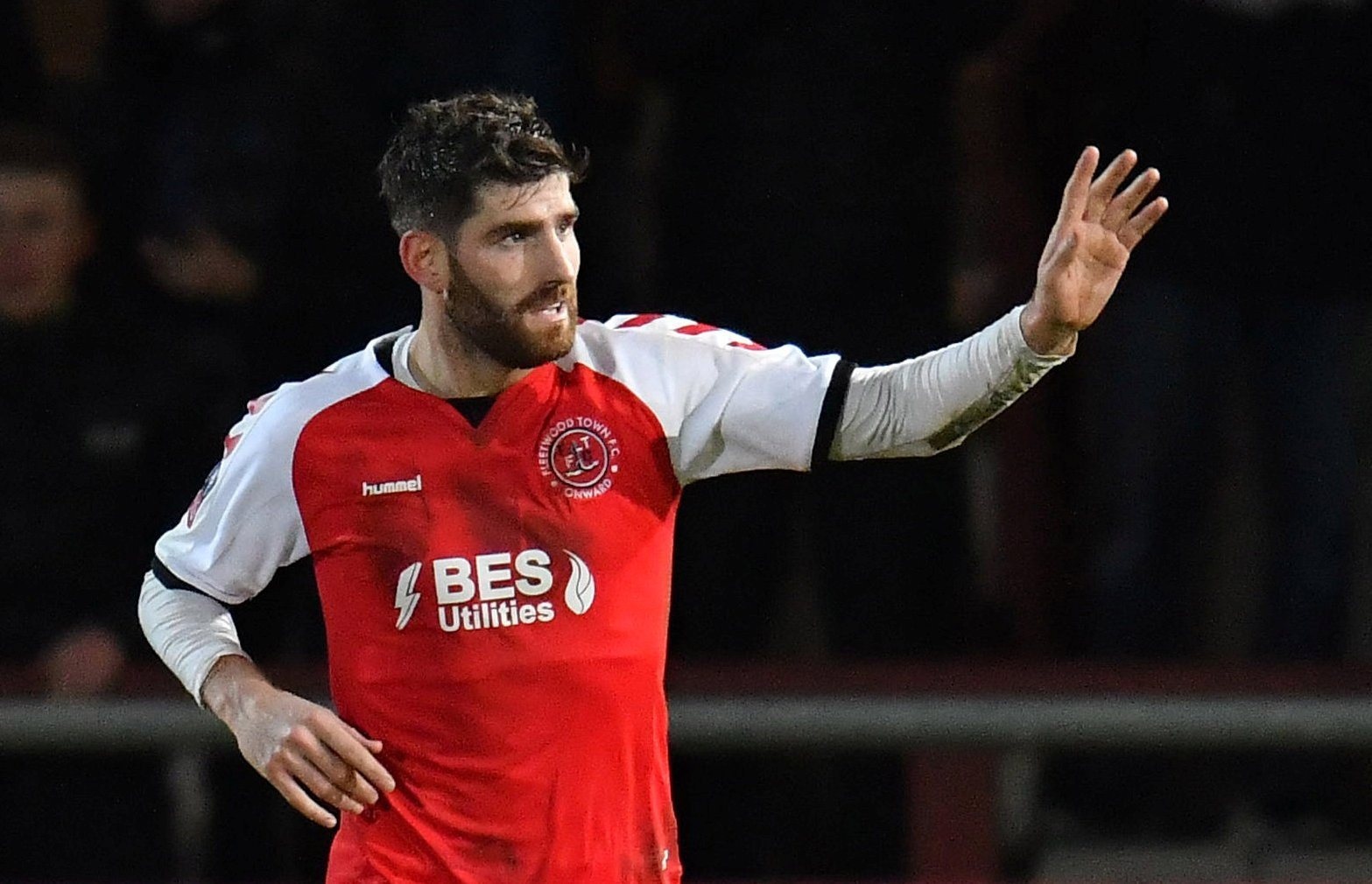 Sheffield United: Ched Evans makes permanent move to Fleetwood Town