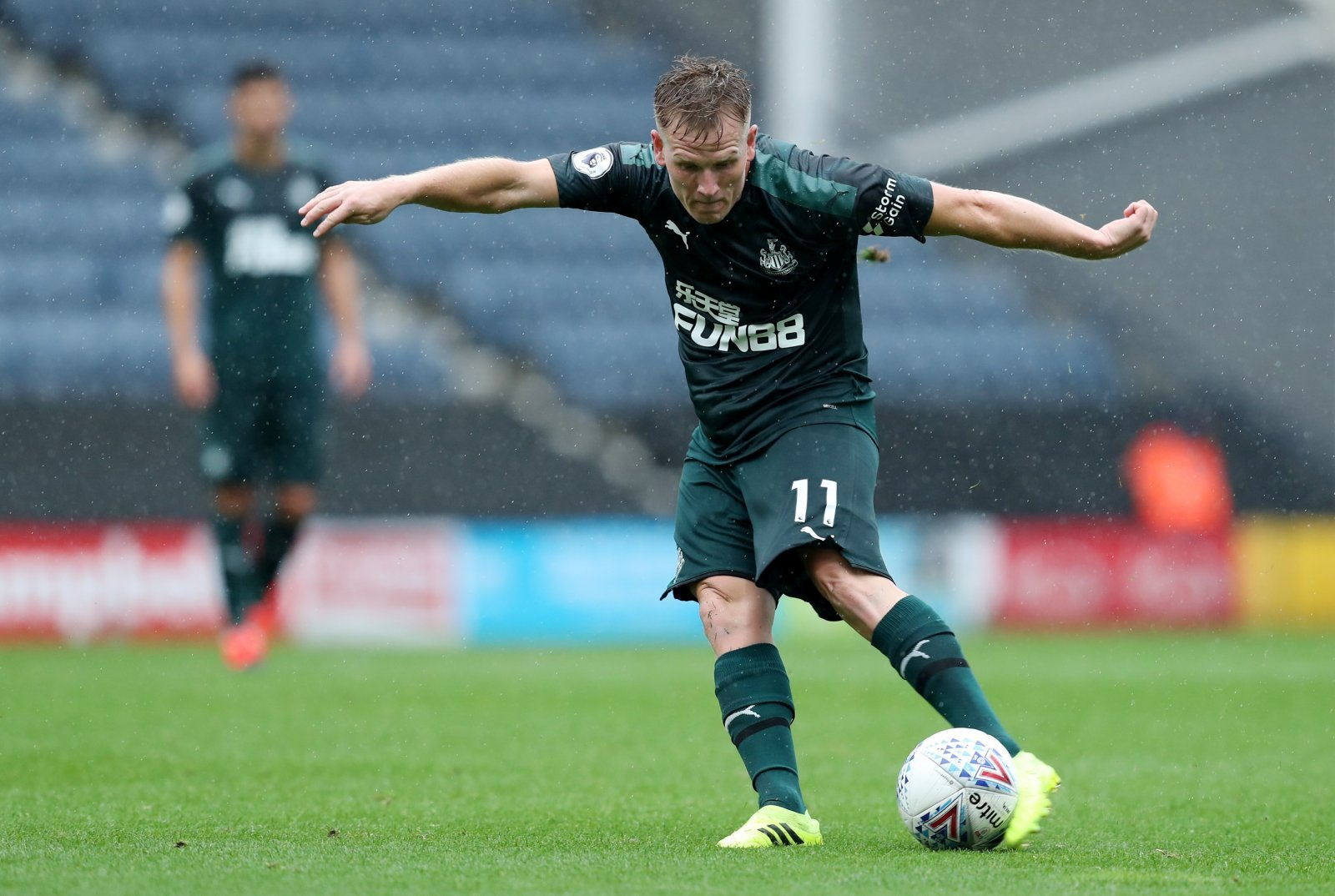 Newcastle United: Bruce confident Ritchie is on the right tracks with recovery