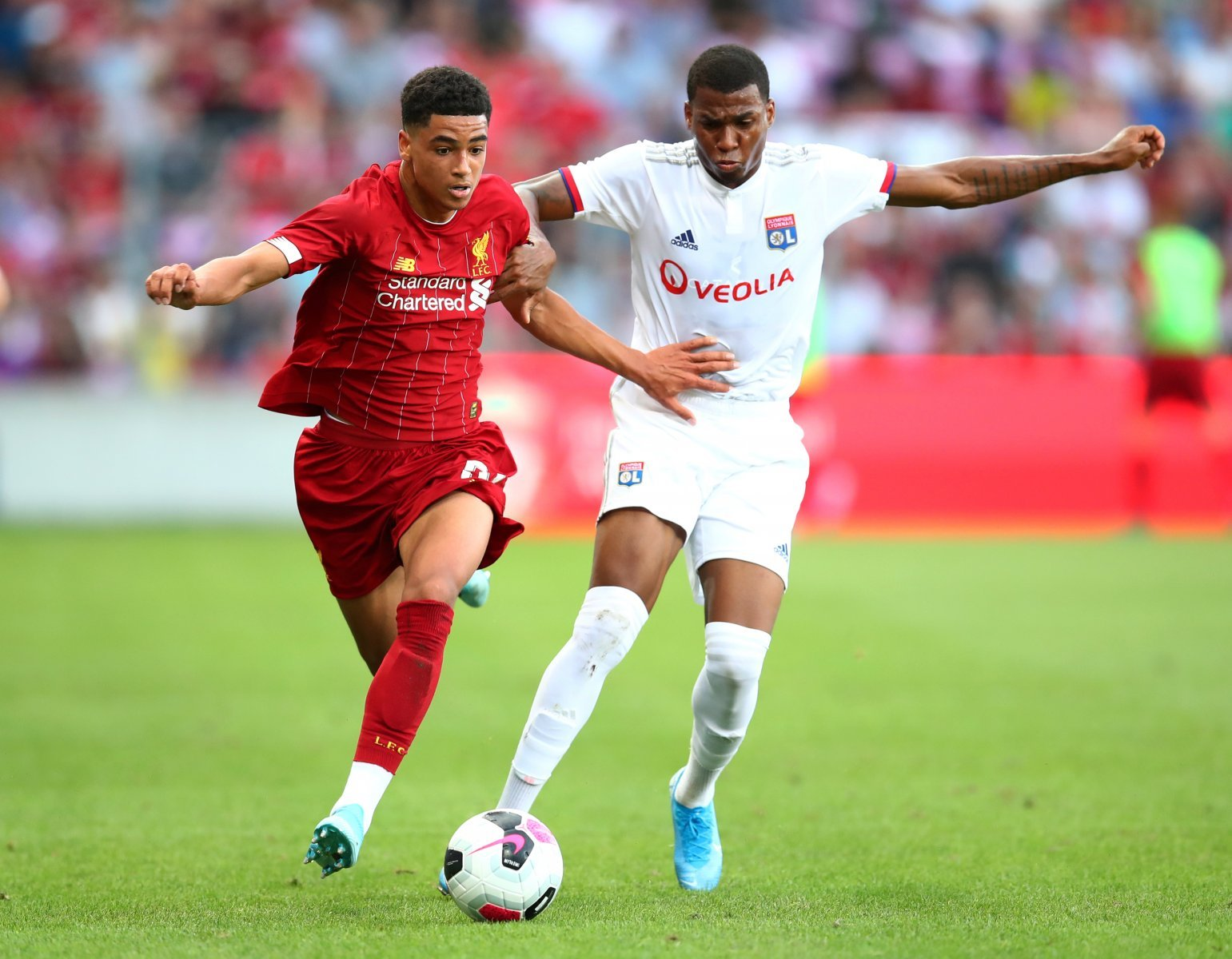 Liverpool: Ki-Jana Hoever selected for Netherlands' Under-17 World Cup squad