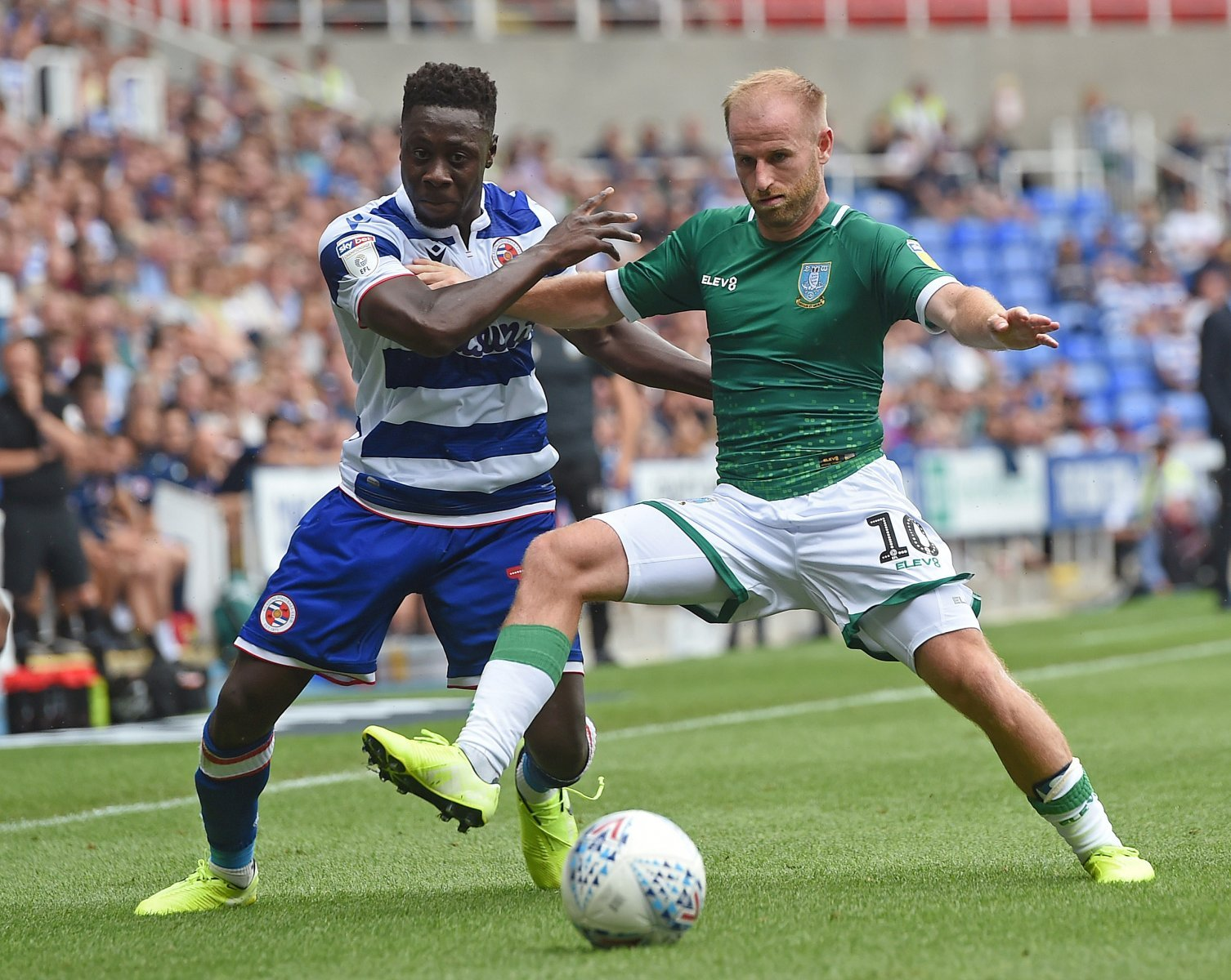 Sheffield Wednesday: Barry Bannan could start against Luton