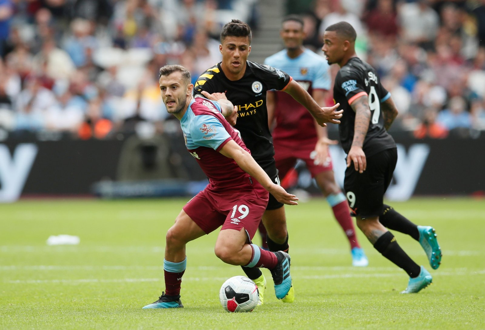 West Ham United: Fans unimpressed by Jack Wilshere's comments