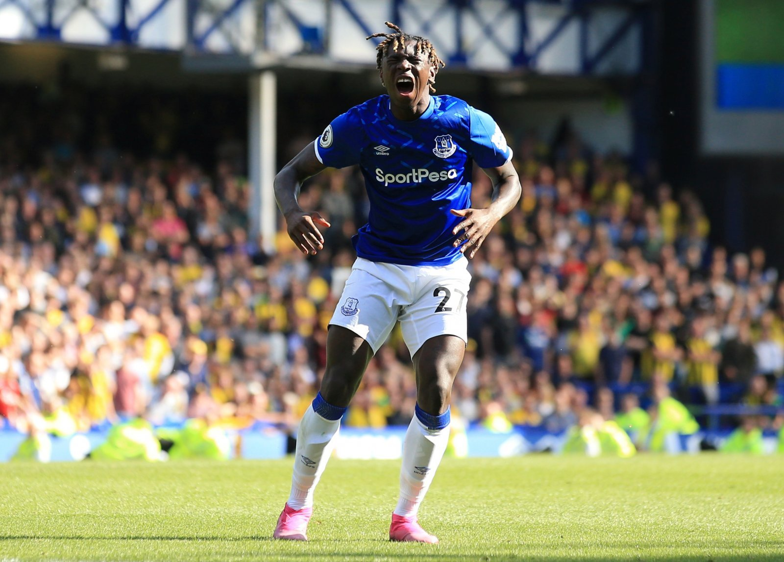 Everton: Moise Kean set to stay on the bench