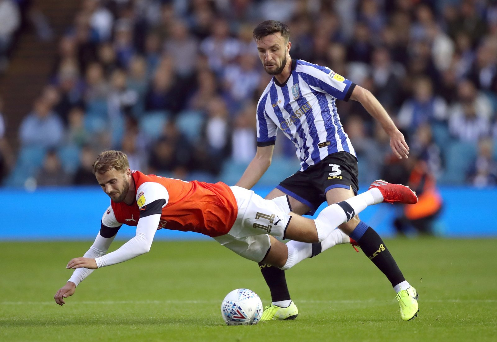 Sheffield Wednesday: Fans wax lyrical over Morgan Fox's performance