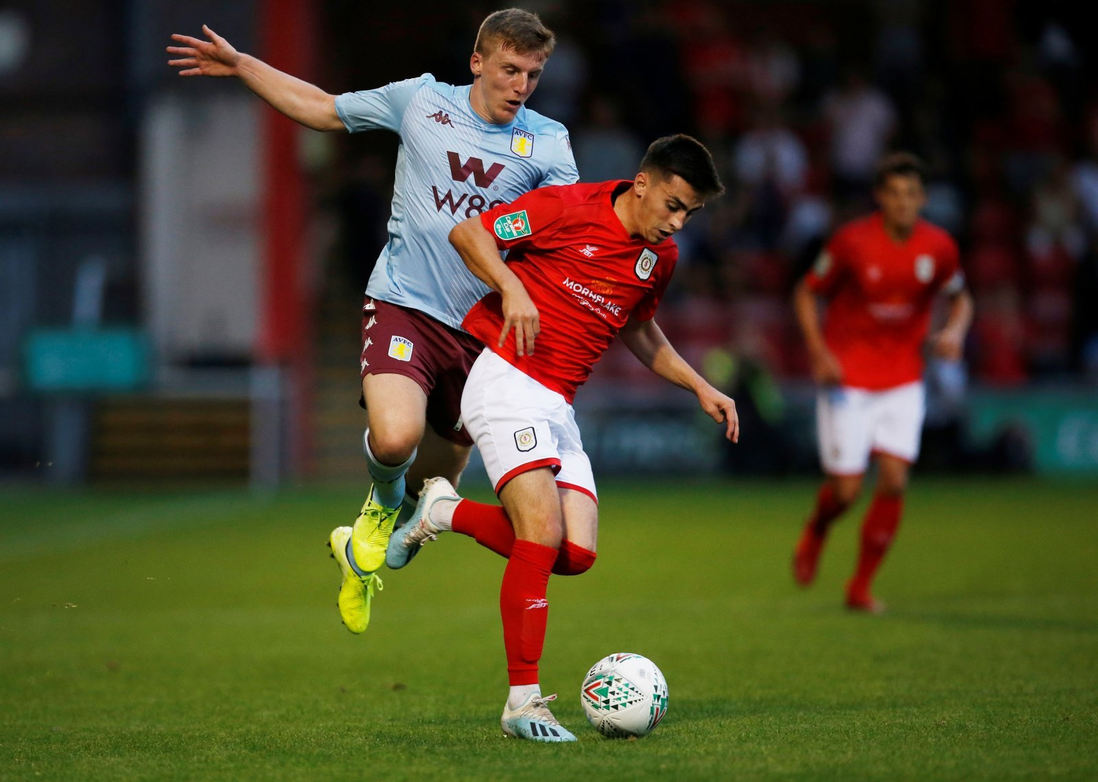 Aston Villa: Matt Targett to be available after the international break