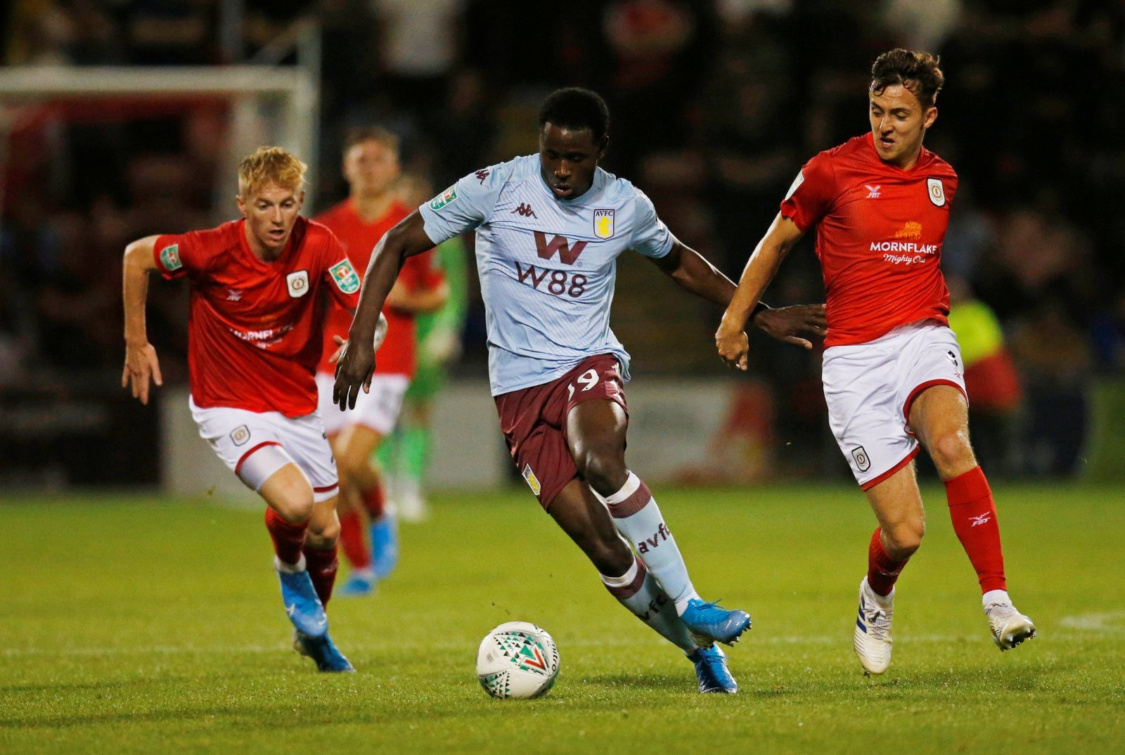 Aston Villa: Contract talks to be opened with Keinan Davis