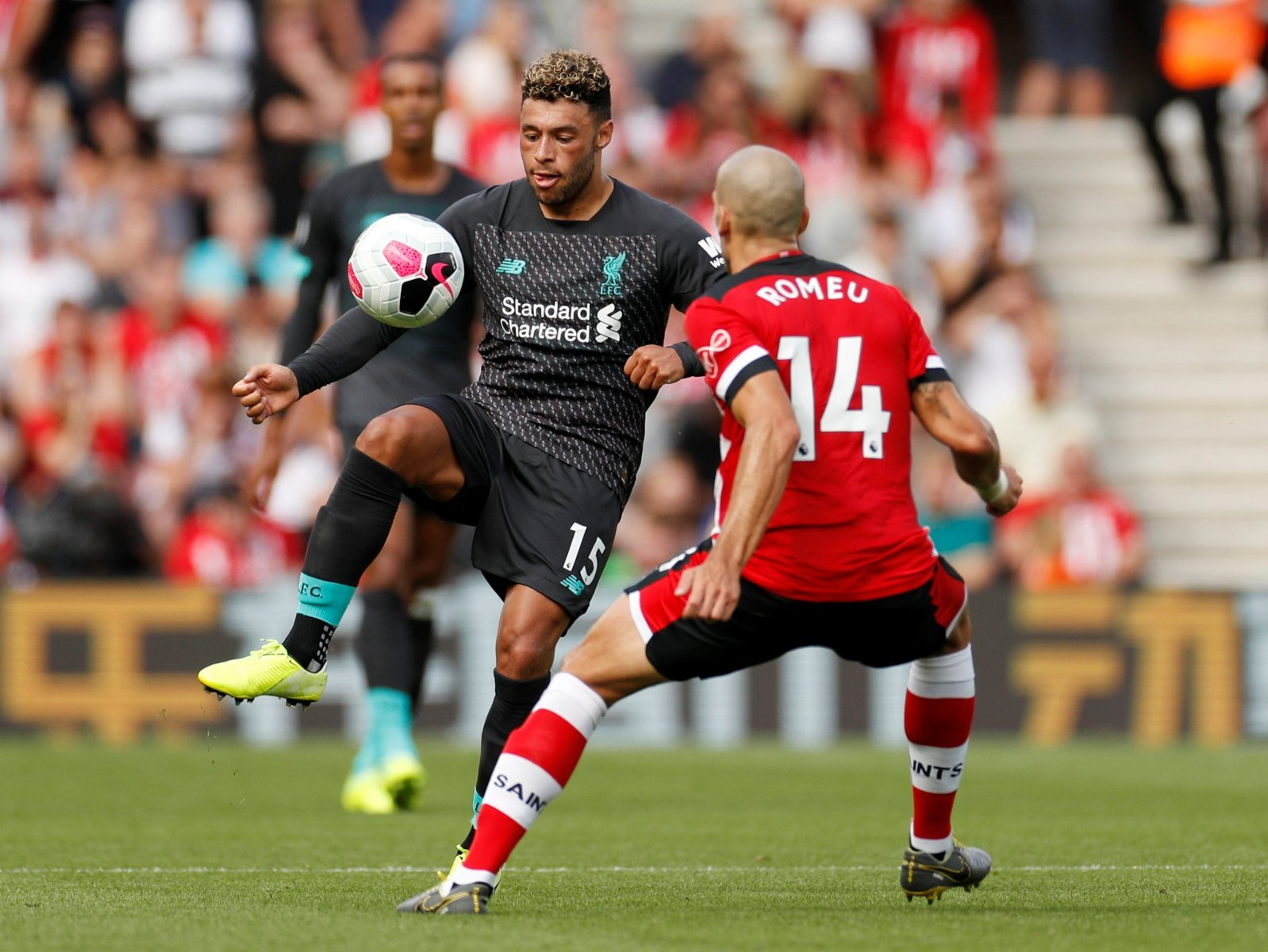 Unsung Hero: Liverpool's Alex Oxlade-Chamberlain produces dynamic display