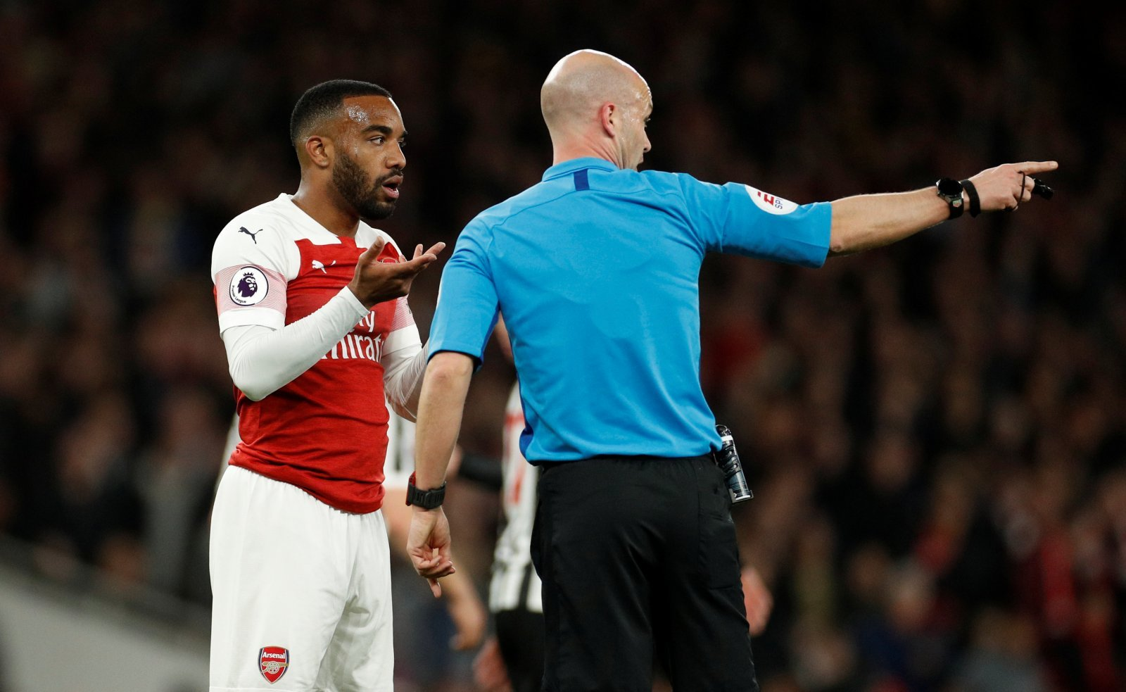 Arsenal: Fans react to referee appointment in clash versus Liverpool