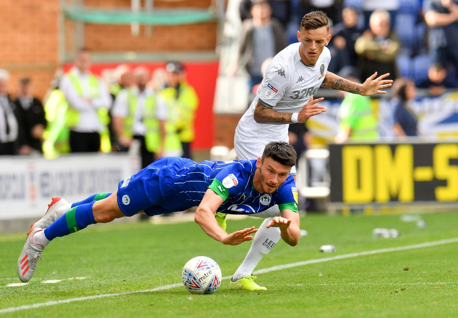 Leeds: Fans hail Ben White after nomination for Player of the Month