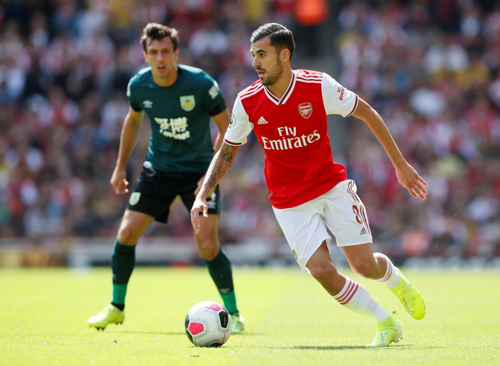 Arsenal: Dani Ceballos posts fighting message ahead of top-of-the-table clash against Liverpool