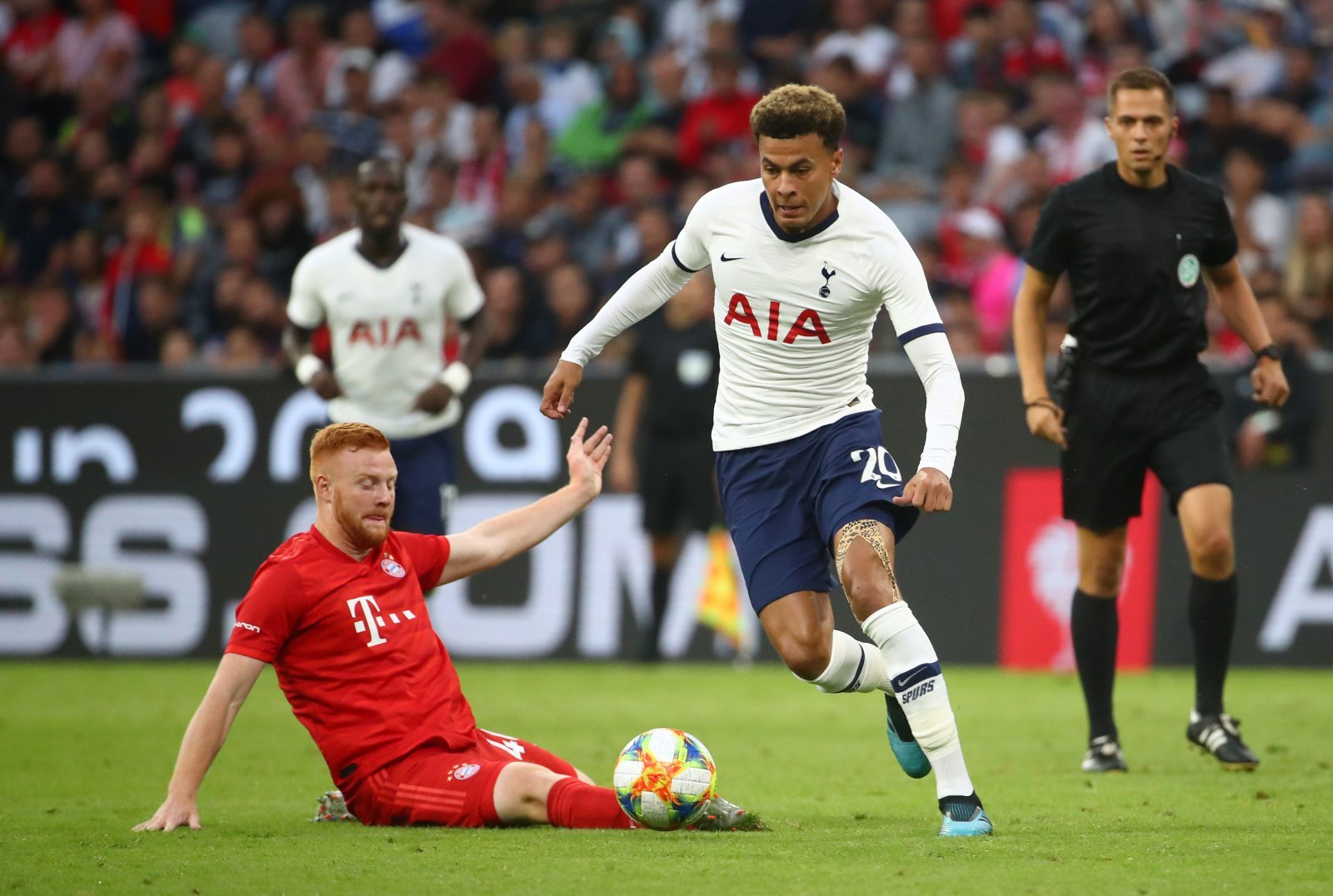 Tottenham Hotspur: Dele Alli could be available for Newcastle United meeting