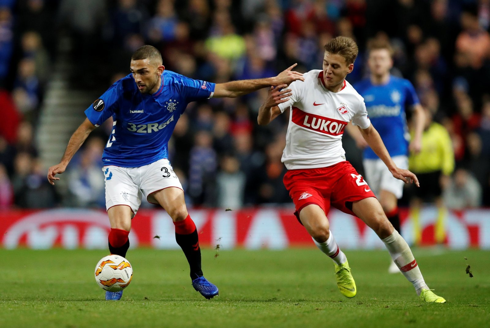 Rangers: Fans tear into Eros Grezda as he continues to fail to impress