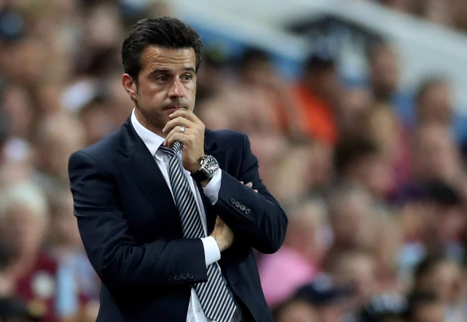 Everton: These fans loved Marco Silva's gesture