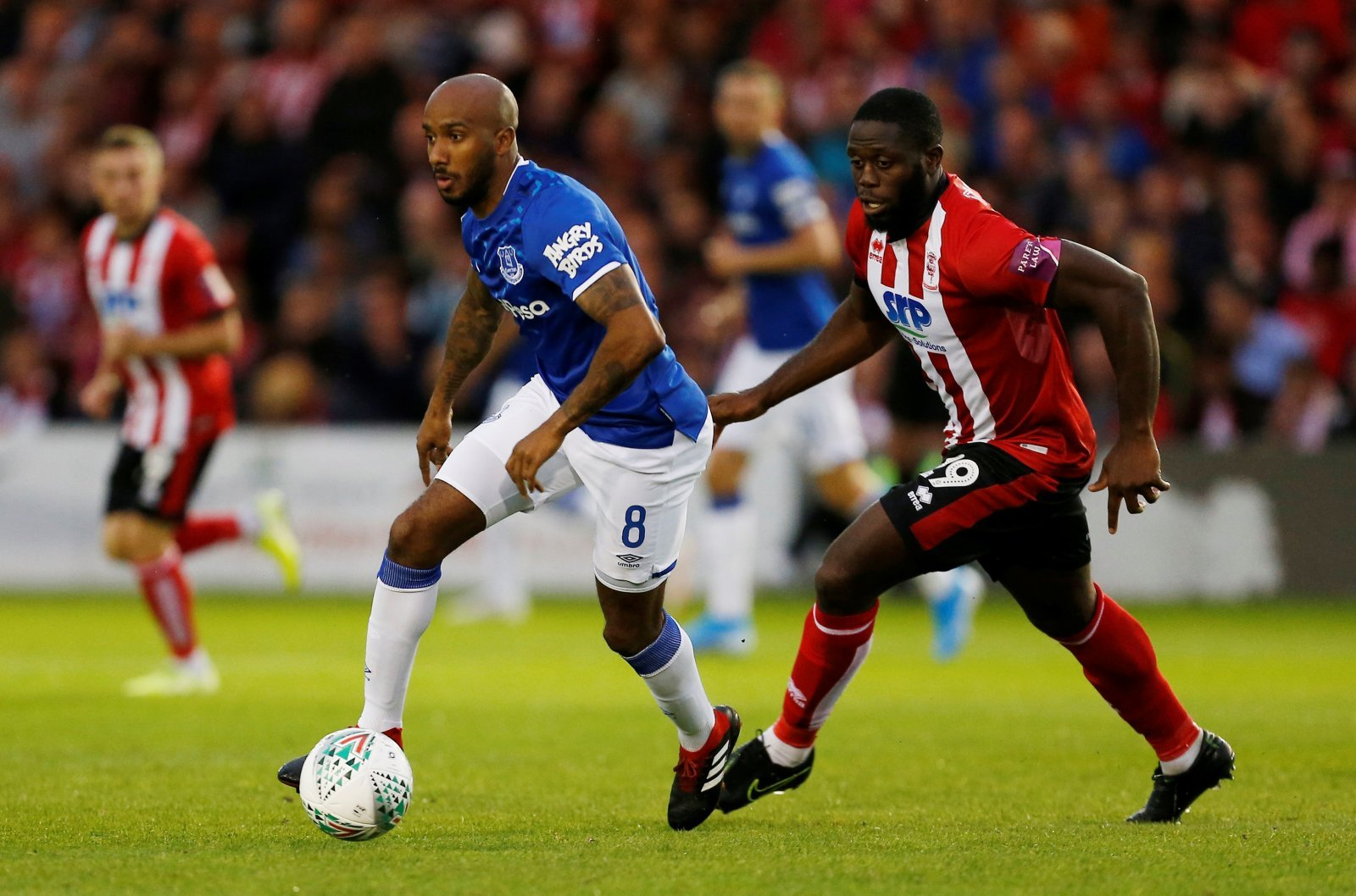 Everton: Delph keen to become a leader at Goodison Park