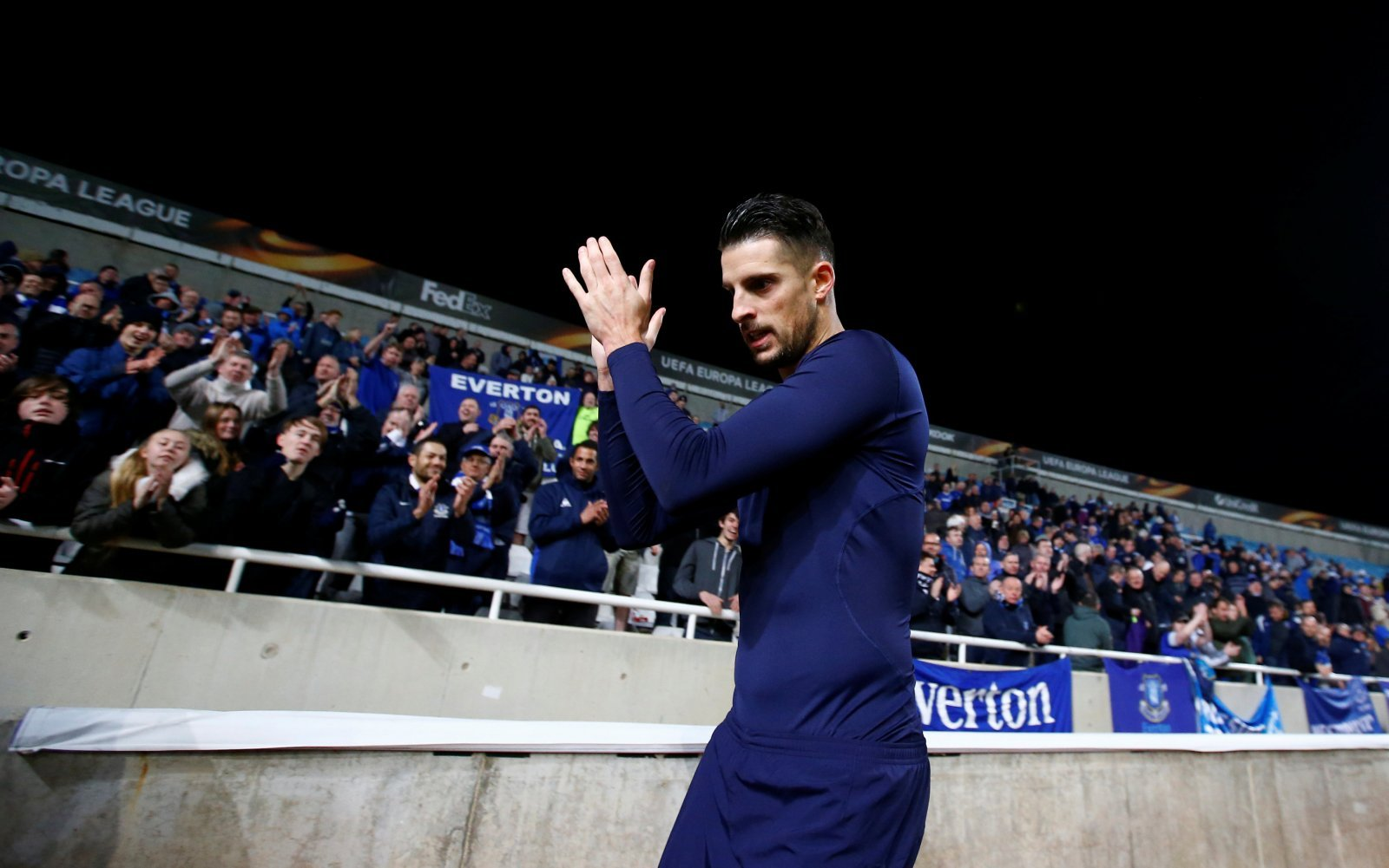 Everton: Mirallas offered route out of Goodison by two clubs
