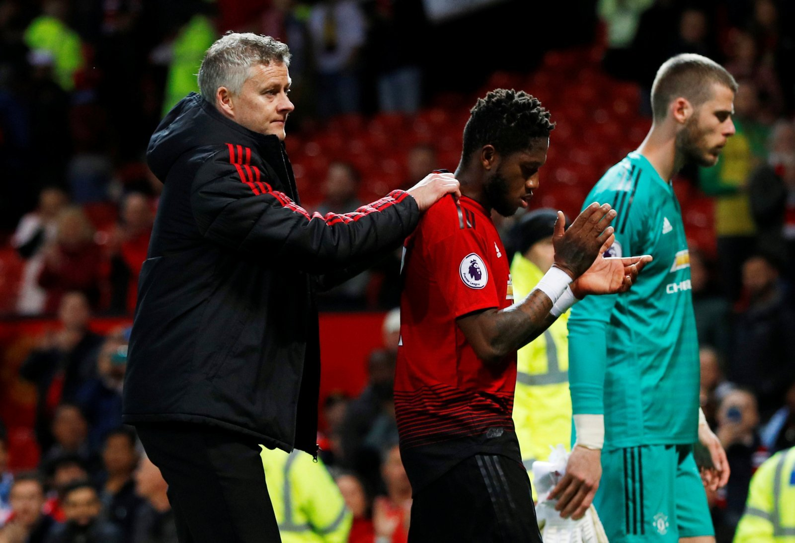 Manchester United: Previous numbers suggest Fred may still come good