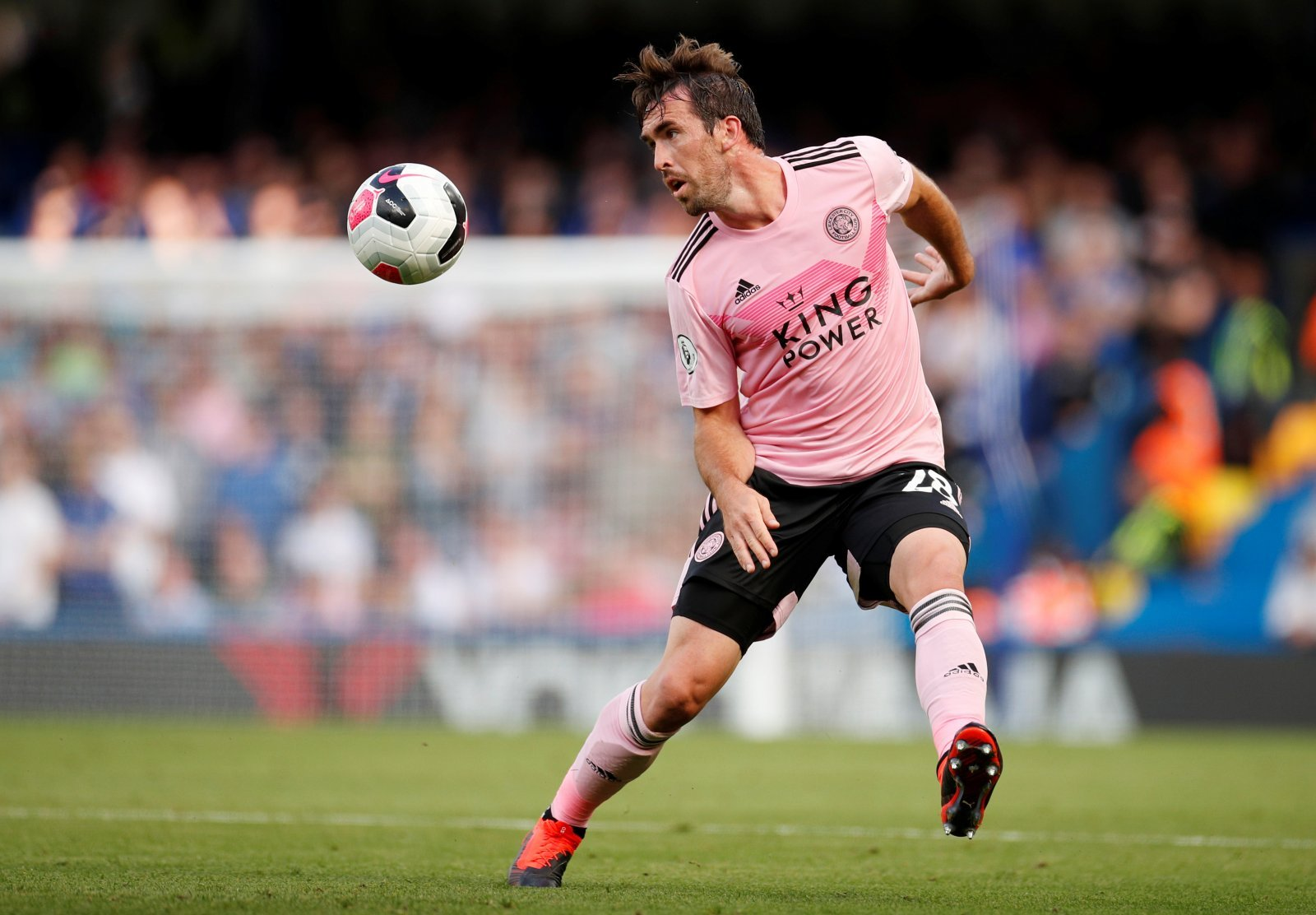 Unsung Hero: Christian Fuchs rolled back the years for Leicester