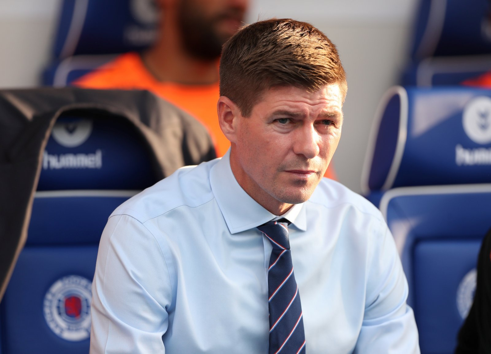 Rangers: Fans loved seeing Steven Gerrard play for Gers in charity match