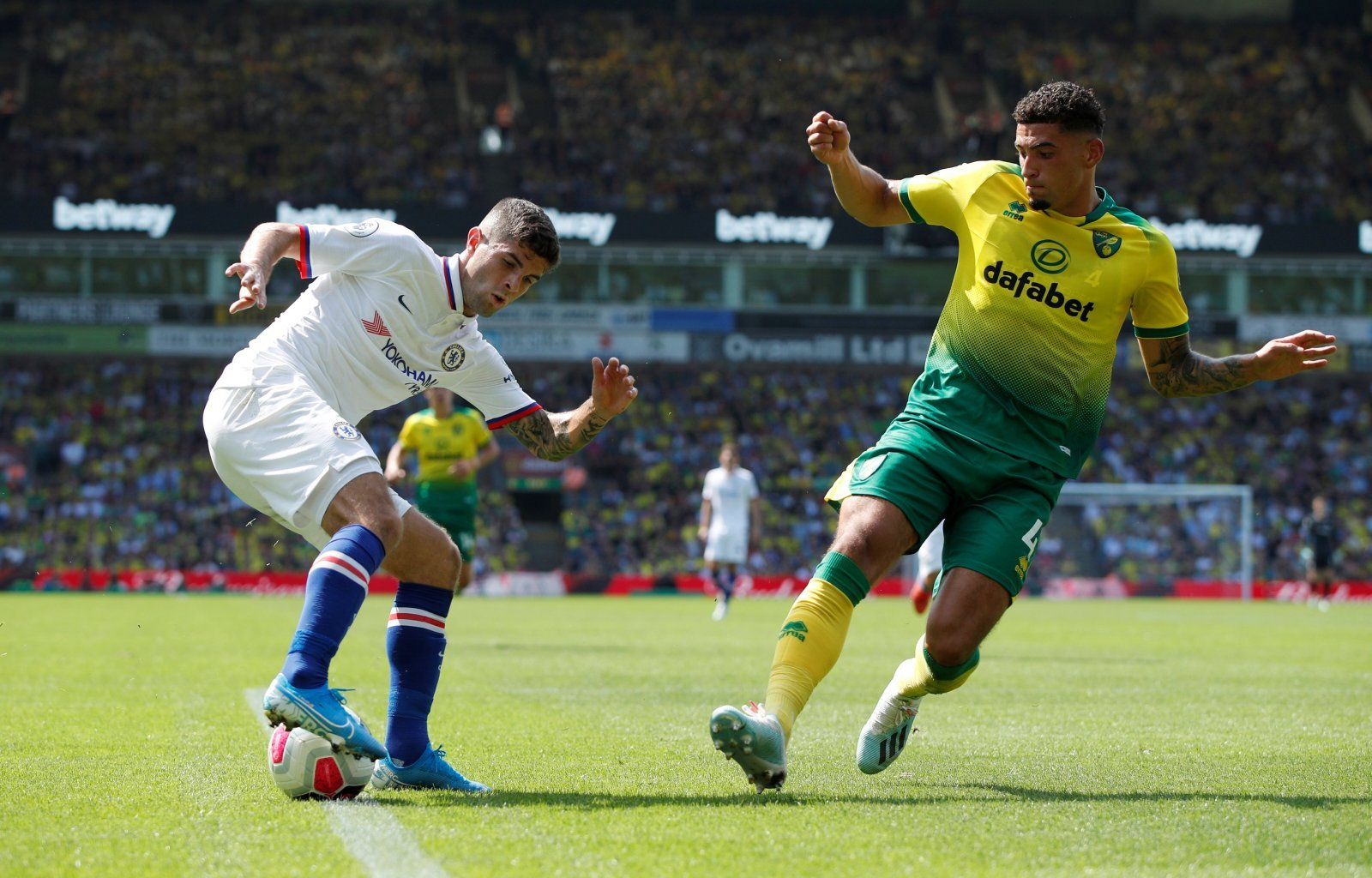 Norwich City: 21 y/o impresses against Chelsea in titanic tussle as Carrow Road