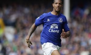 Jermaine Beckford Everton v Blackburn Rovers May 2011