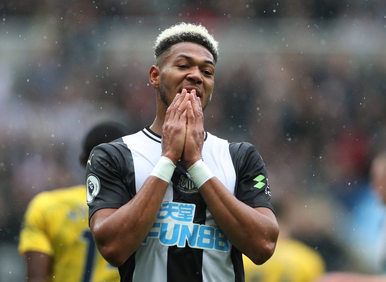 Newcastle: Fans slam Joelinton after yet another goalless day at the office