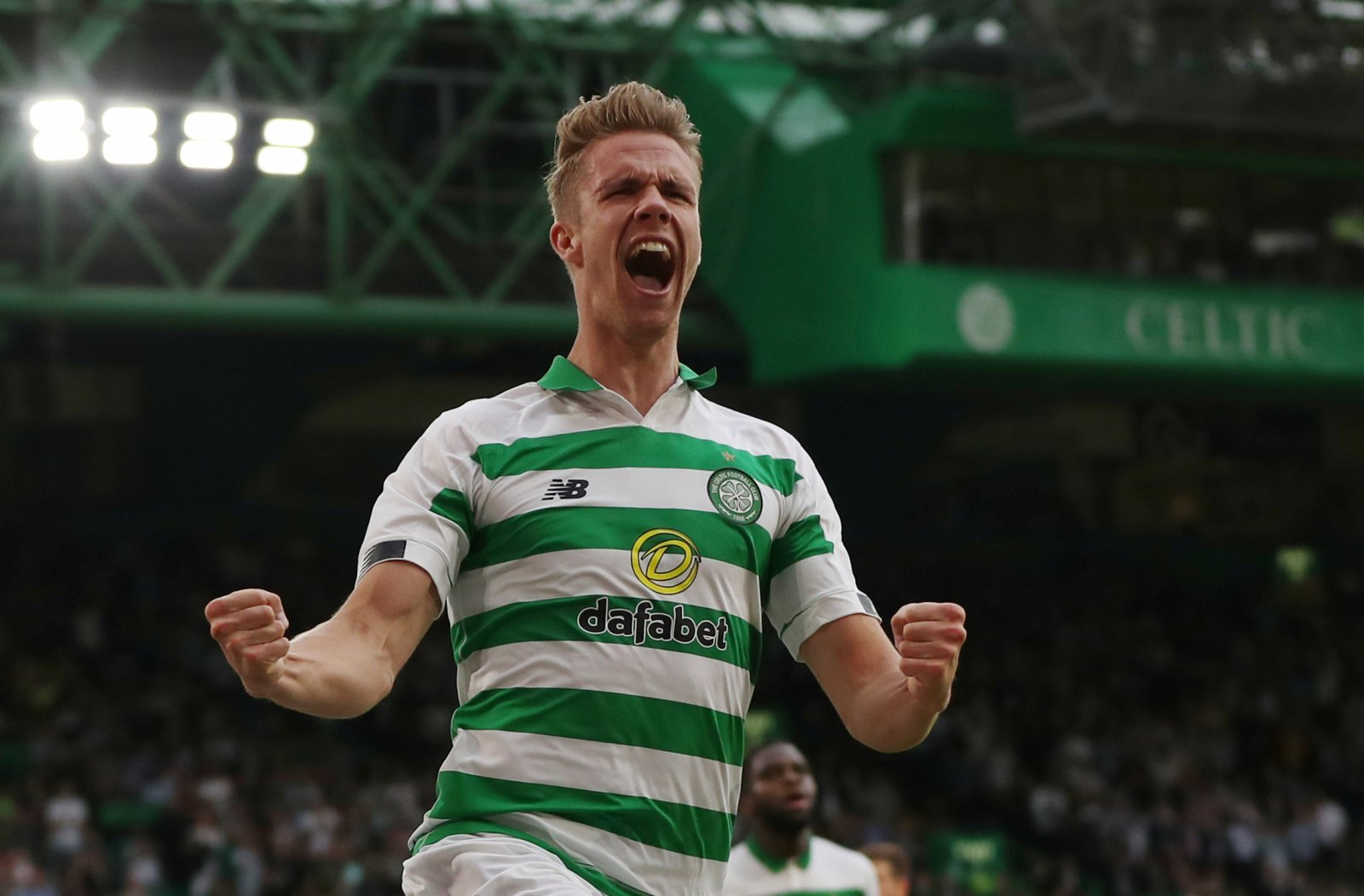 Unsung Hero: Celtic's Kristoffer Ajer slotted in with ease at right-back