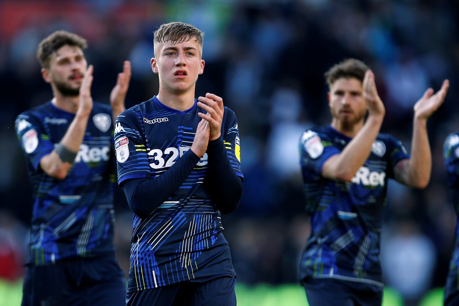 Leeds United: Fans would be happy to see Jack Clarke leave in January