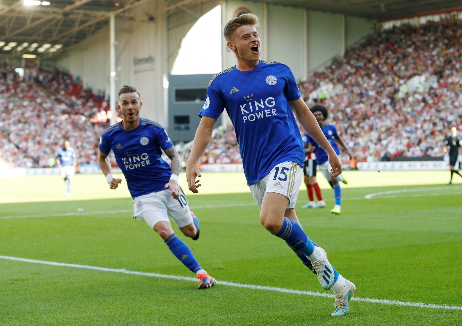 Leicester City: Fans react to Goal of the Month nominations