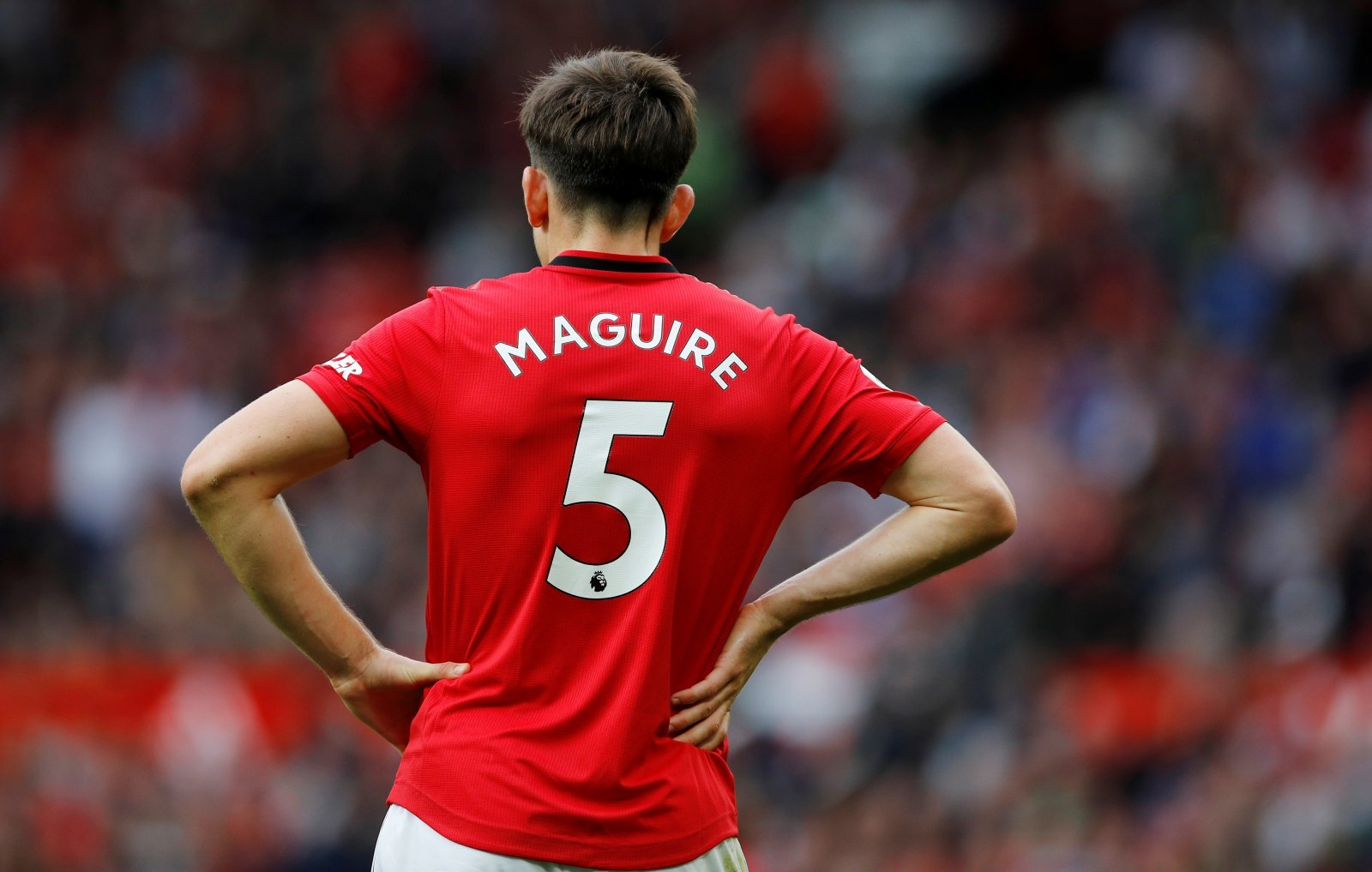 Manchester United: Plenty of fans loved Harry Maguire's performance as derby day captain