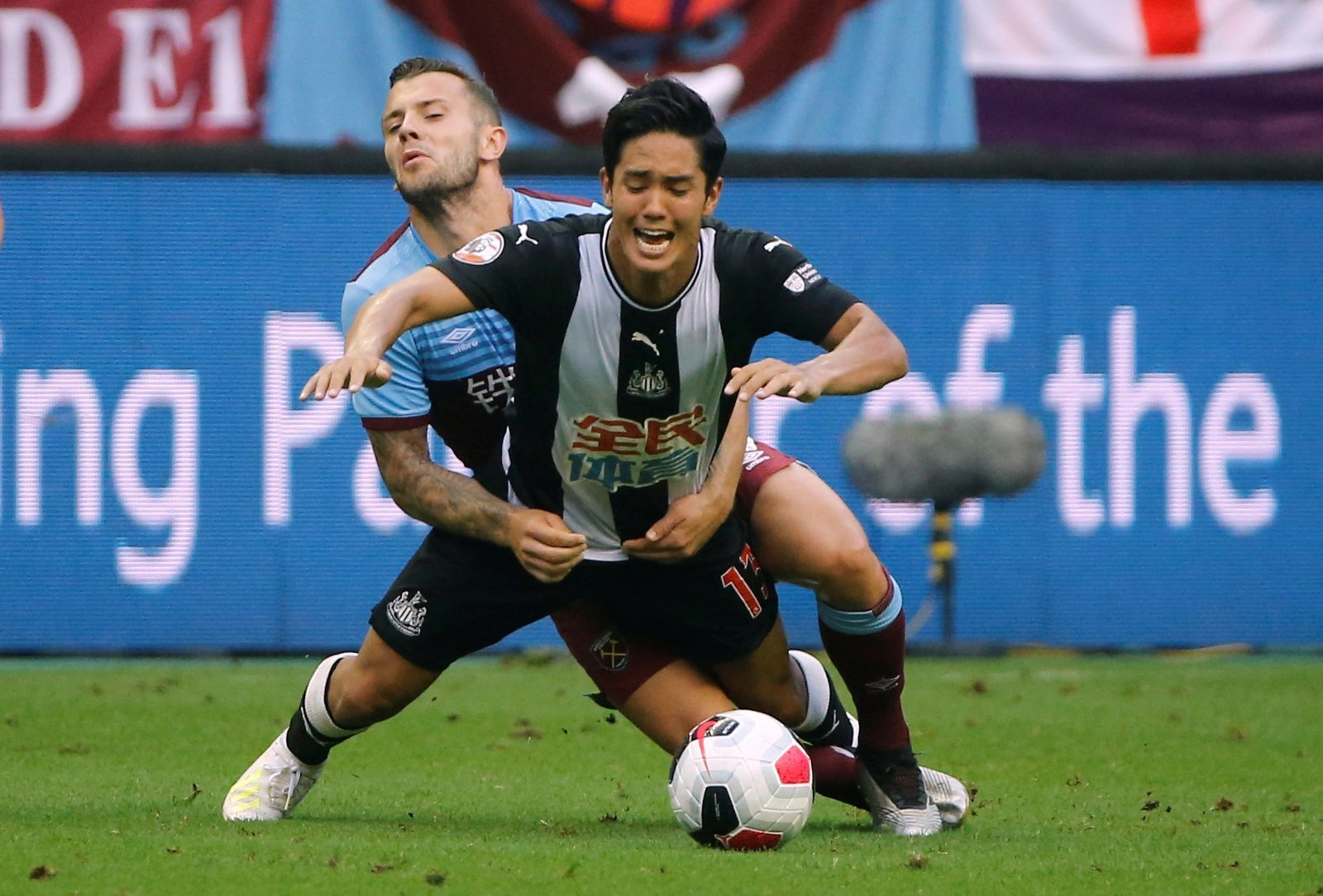 Newcastle United: Yoshinori Muto questions tactics