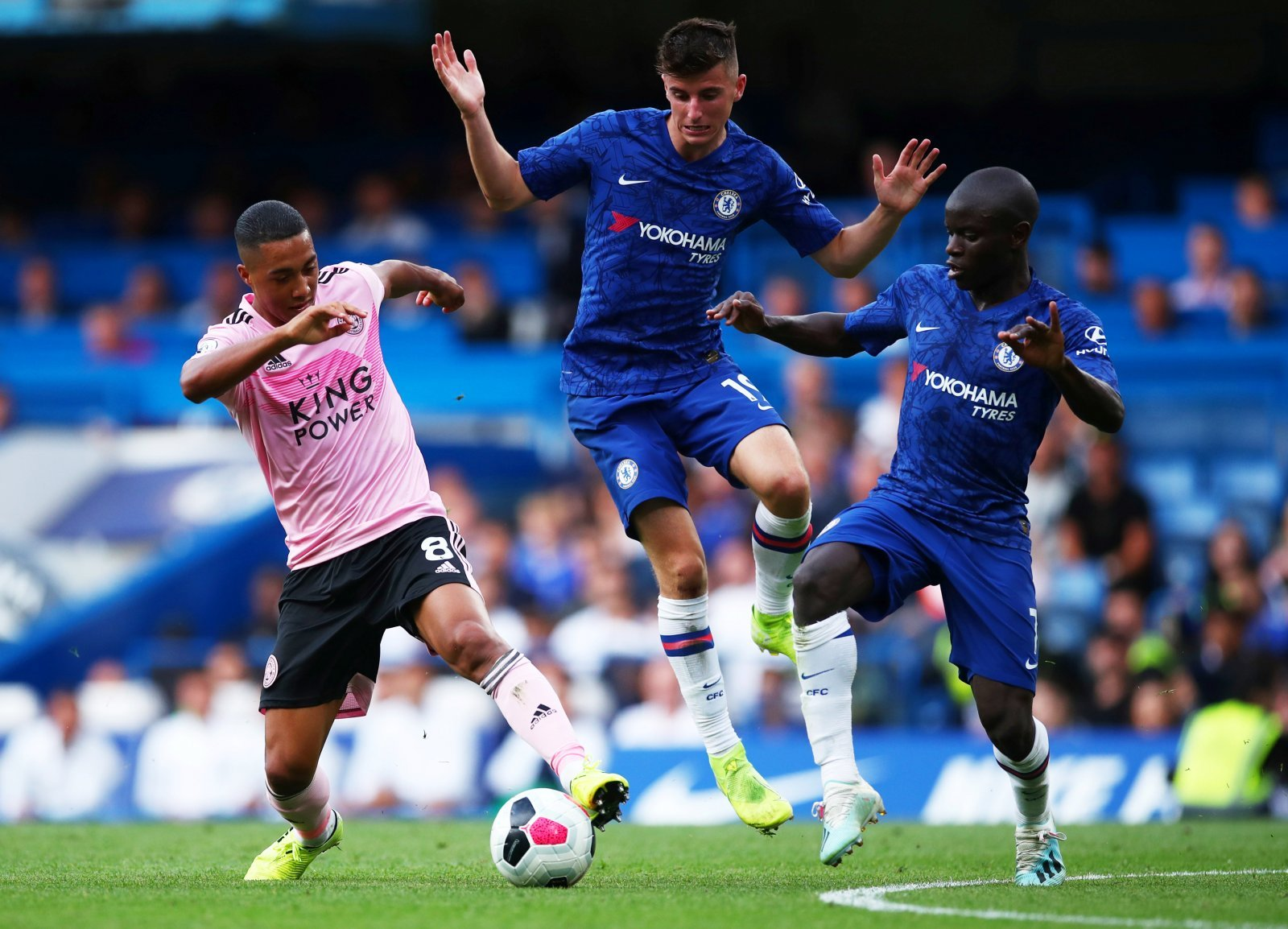 Chelsea: N'Golo Kante doubtful for Norwich City trip with ankle injury