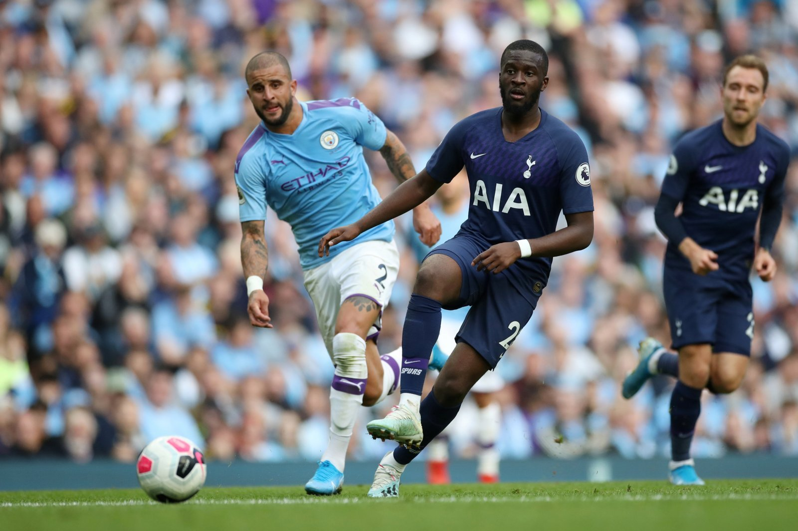 Tottenham Hotspur: These fans were buzzing to see Tanguy Ndombele and Moussa Sissoko called up to France's squad